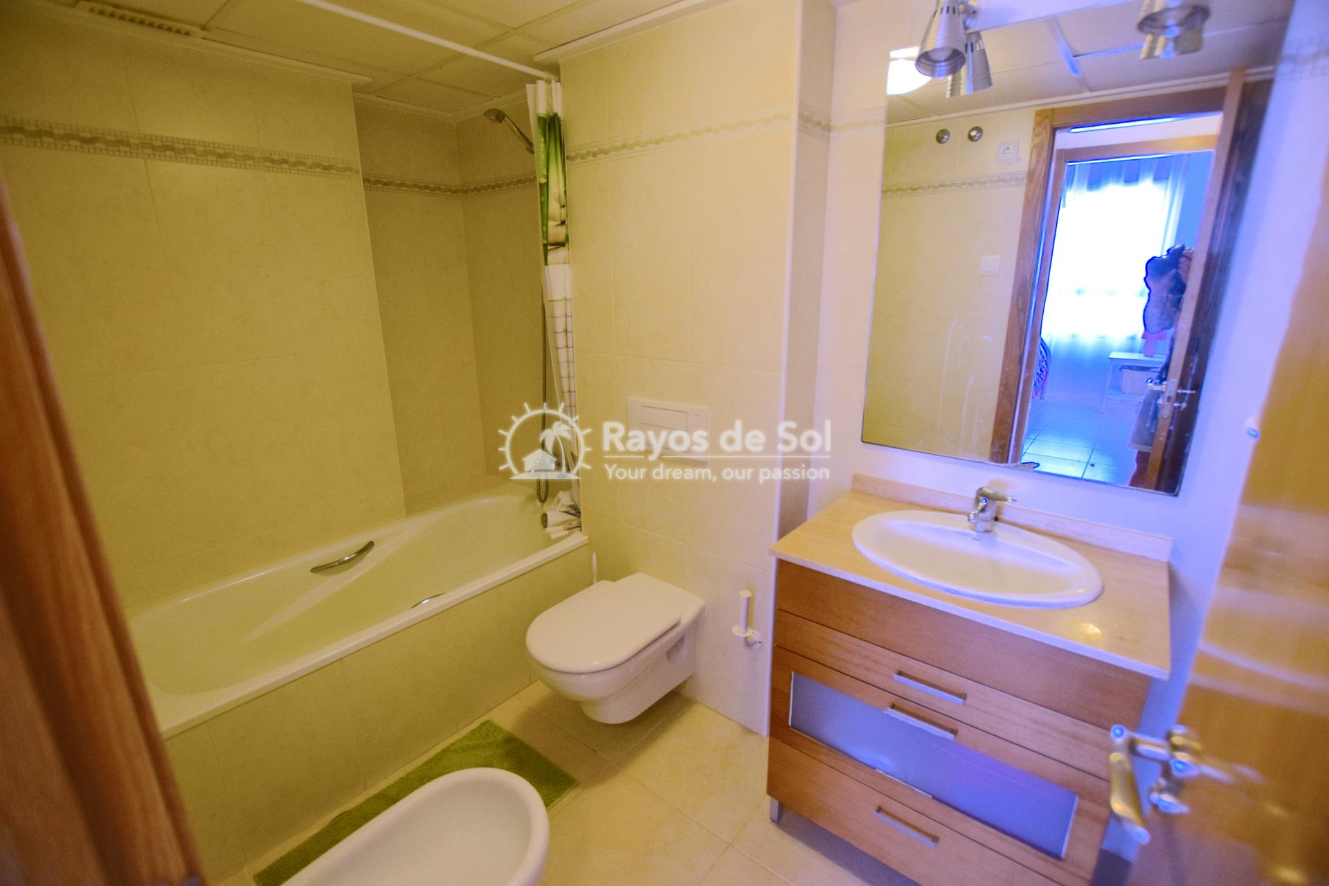 Fully furnished apartment  in San Cayetano, Costa Cálida (SCRE0047) - 12