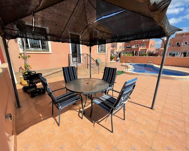 Villa  in Los Montesinos, Costa Blanca (slp2175) - 11
