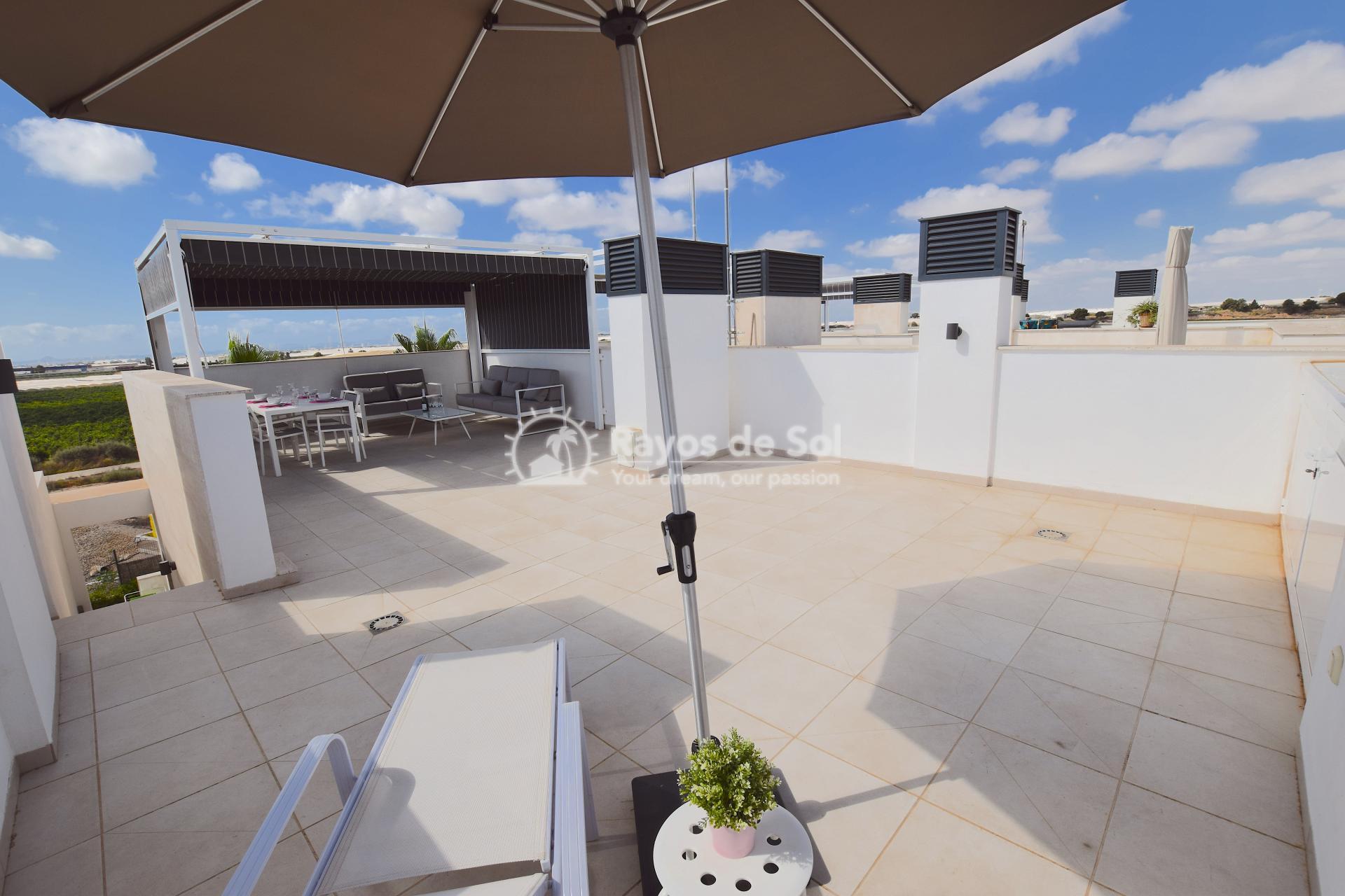 Penthouse  in Lo Romero, Pilar de la Horadada, Costa Blanca (PIRE0001X) - 23