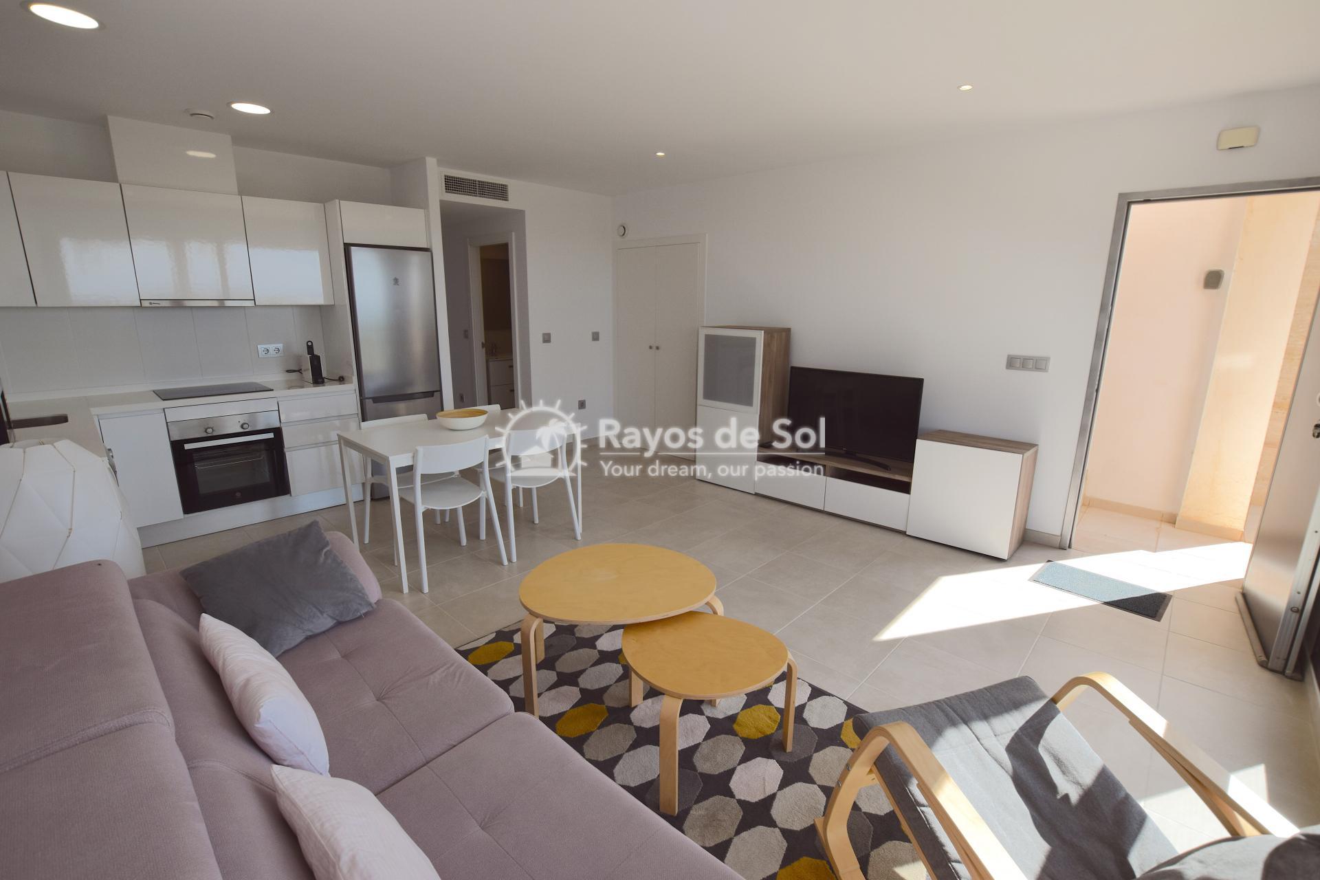 Penthouse  in Lo Romero, Pilar de la Horadada, Costa Blanca (PIRE0001X) - 5
