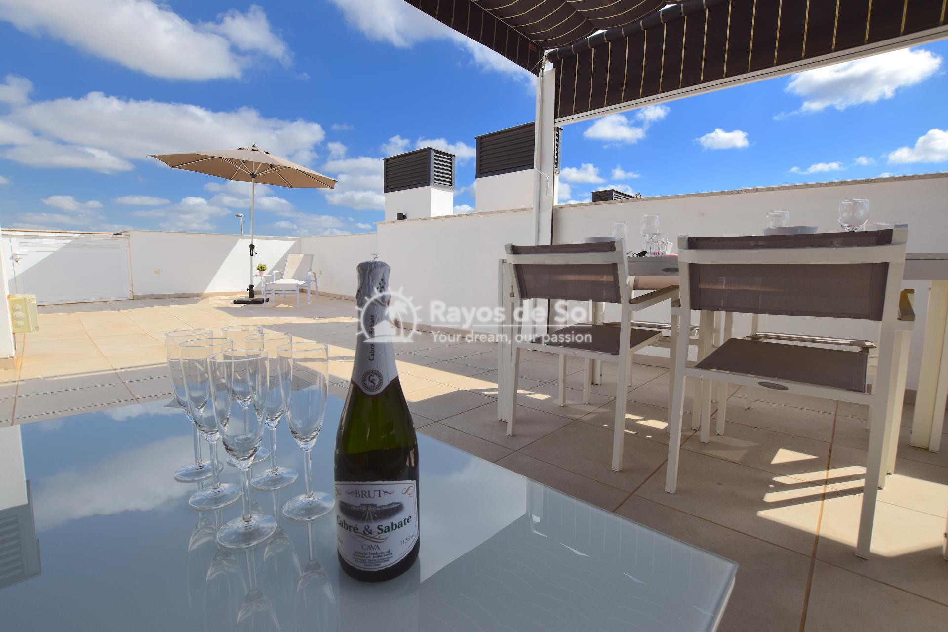 Penthouse  in Lo Romero, Pilar de la Horadada, Costa Blanca (PIRE0001X) - 30