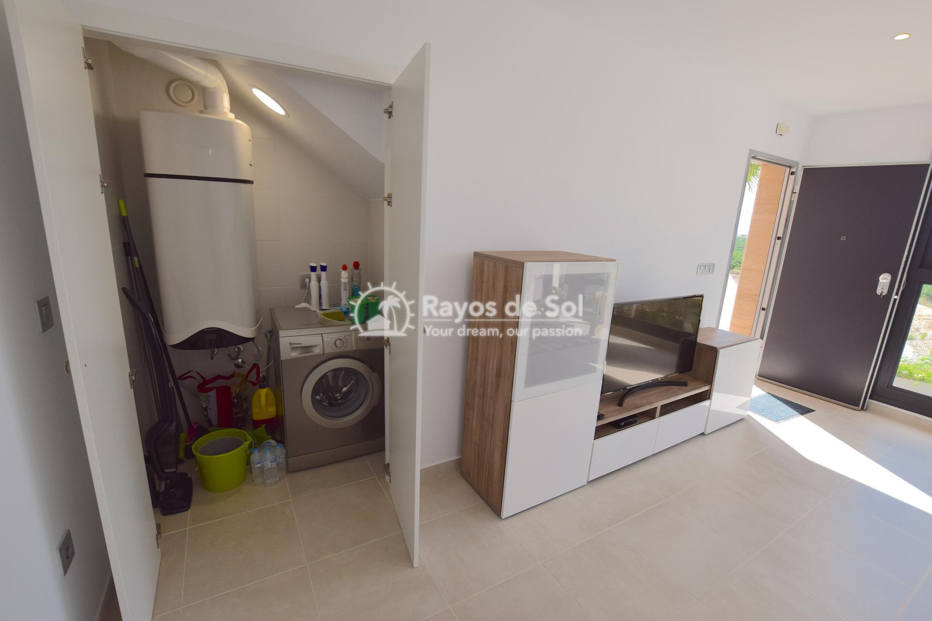 Penthouse  in Lo Romero, Pilar de la Horadada, Costa Blanca (PIRE0001X) - 12