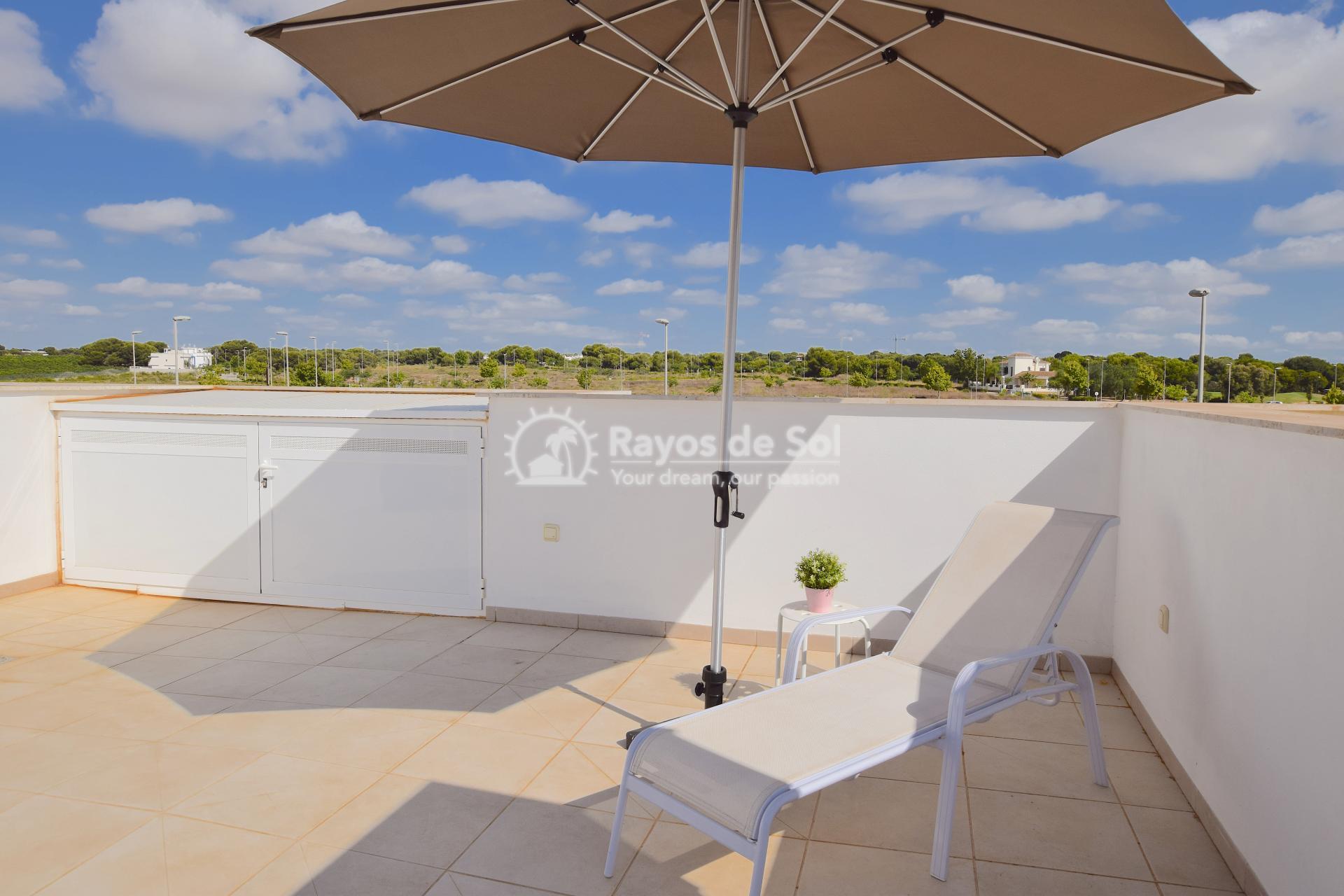 Penthouse  in Lo Romero, Pilar de la Horadada, Costa Blanca (PIRE0001X) - 22