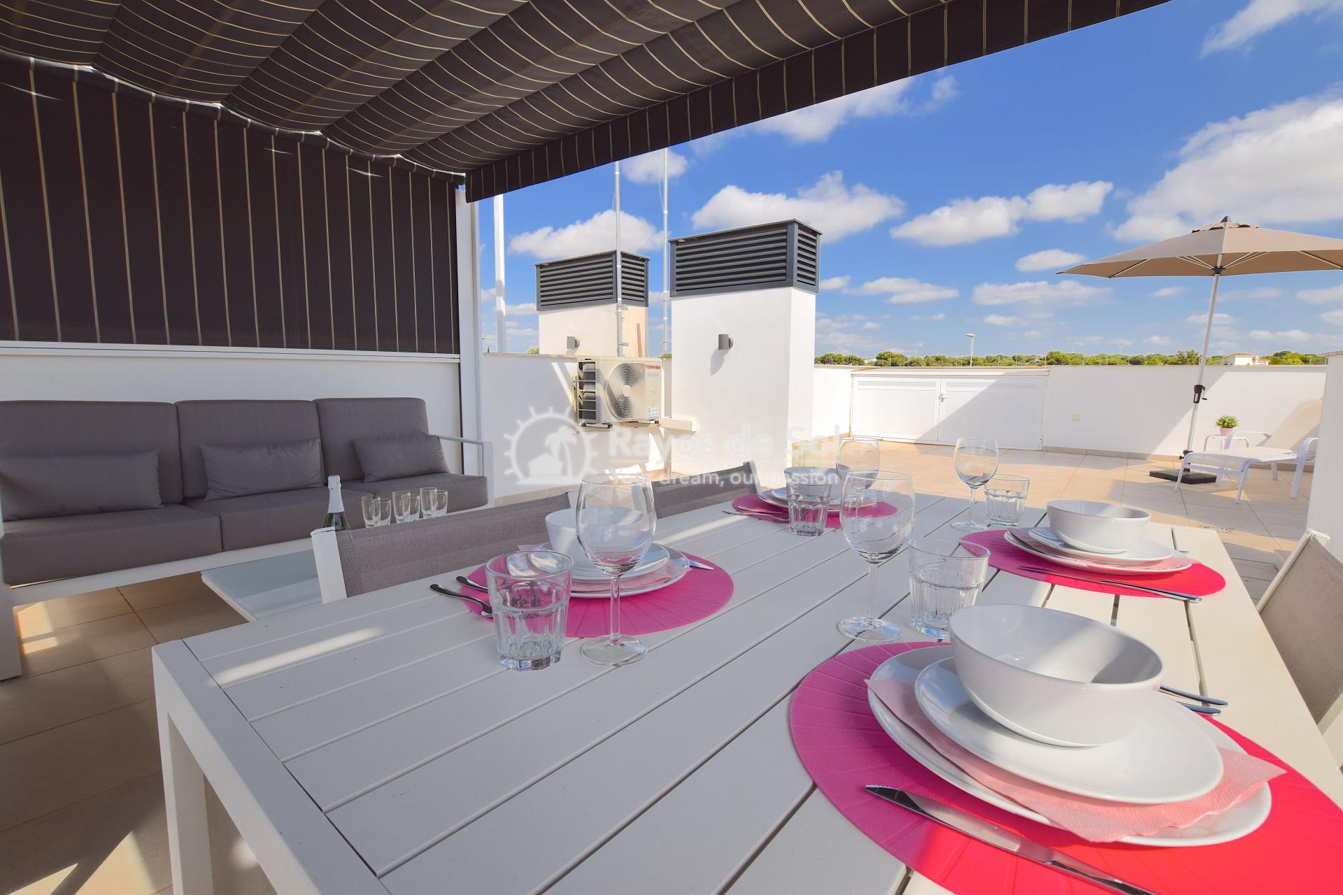 Penthouse  in Lo Romero, Pilar de la Horadada, Costa Blanca (PIRE0001X) - 27