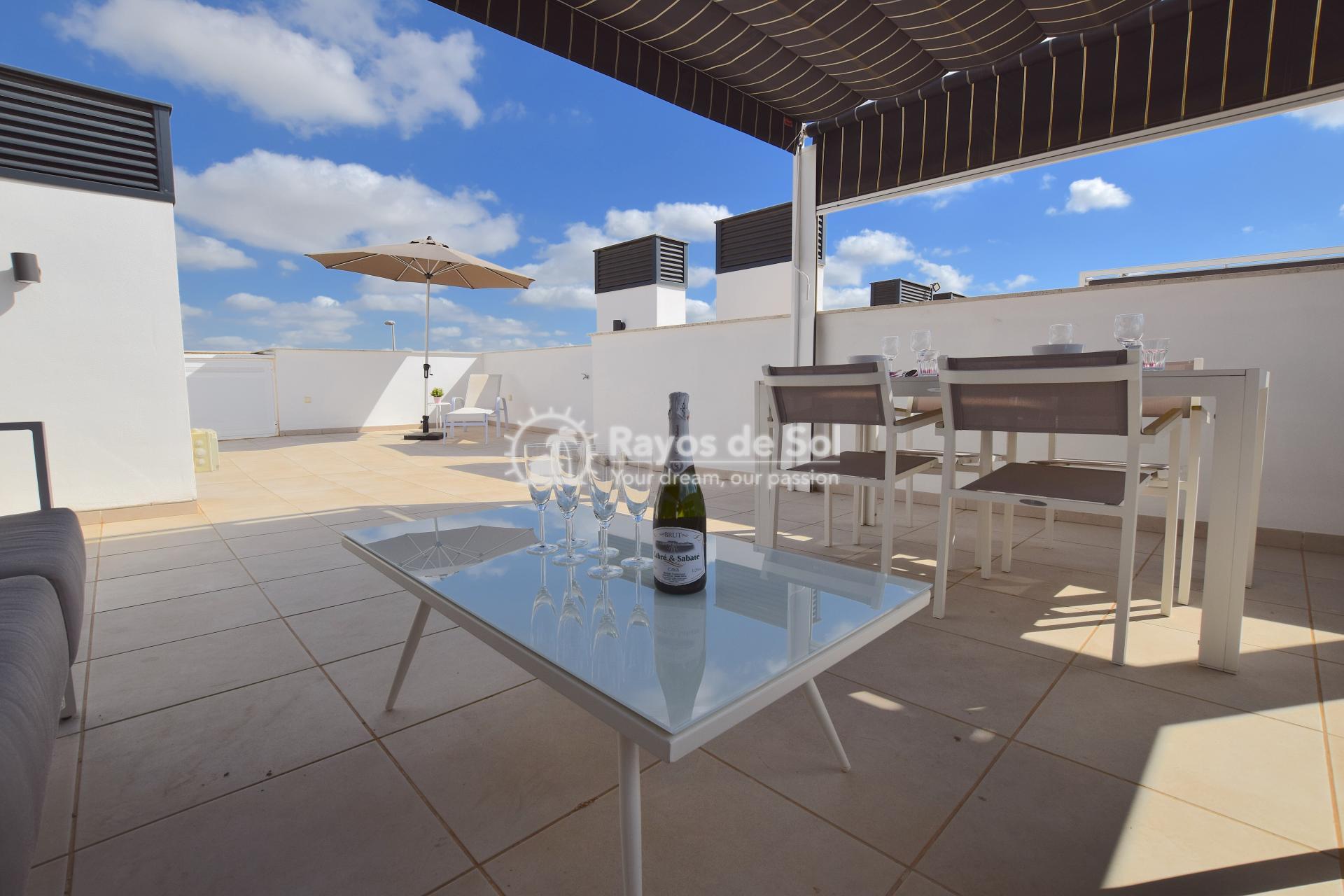 Penthouse  in Lo Romero, Pilar de la Horadada, Costa Blanca (PIRE0001X) - 29