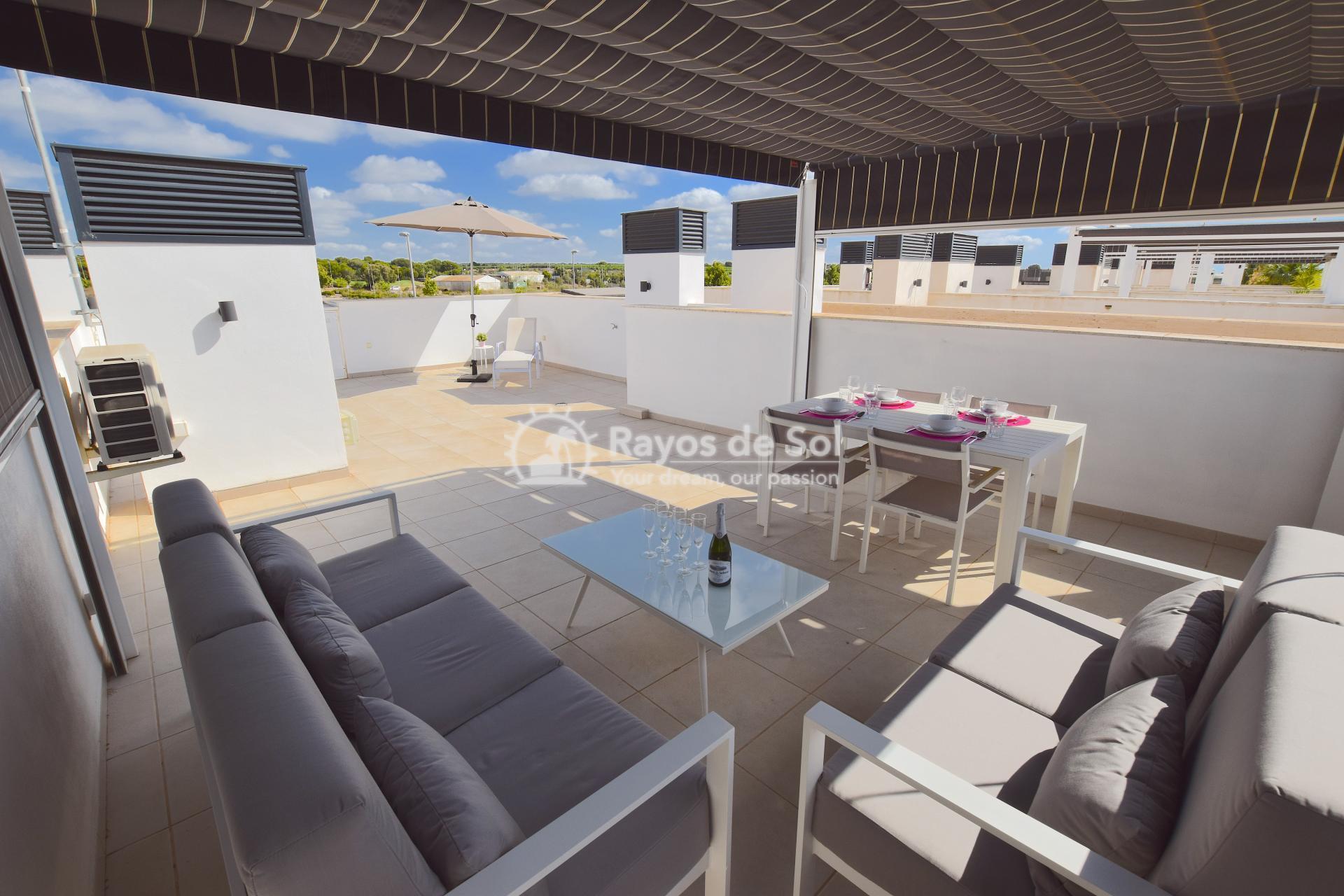 Penthouse  in Lo Romero, Pilar de la Horadada, Costa Blanca (PIRE0001X) - 28