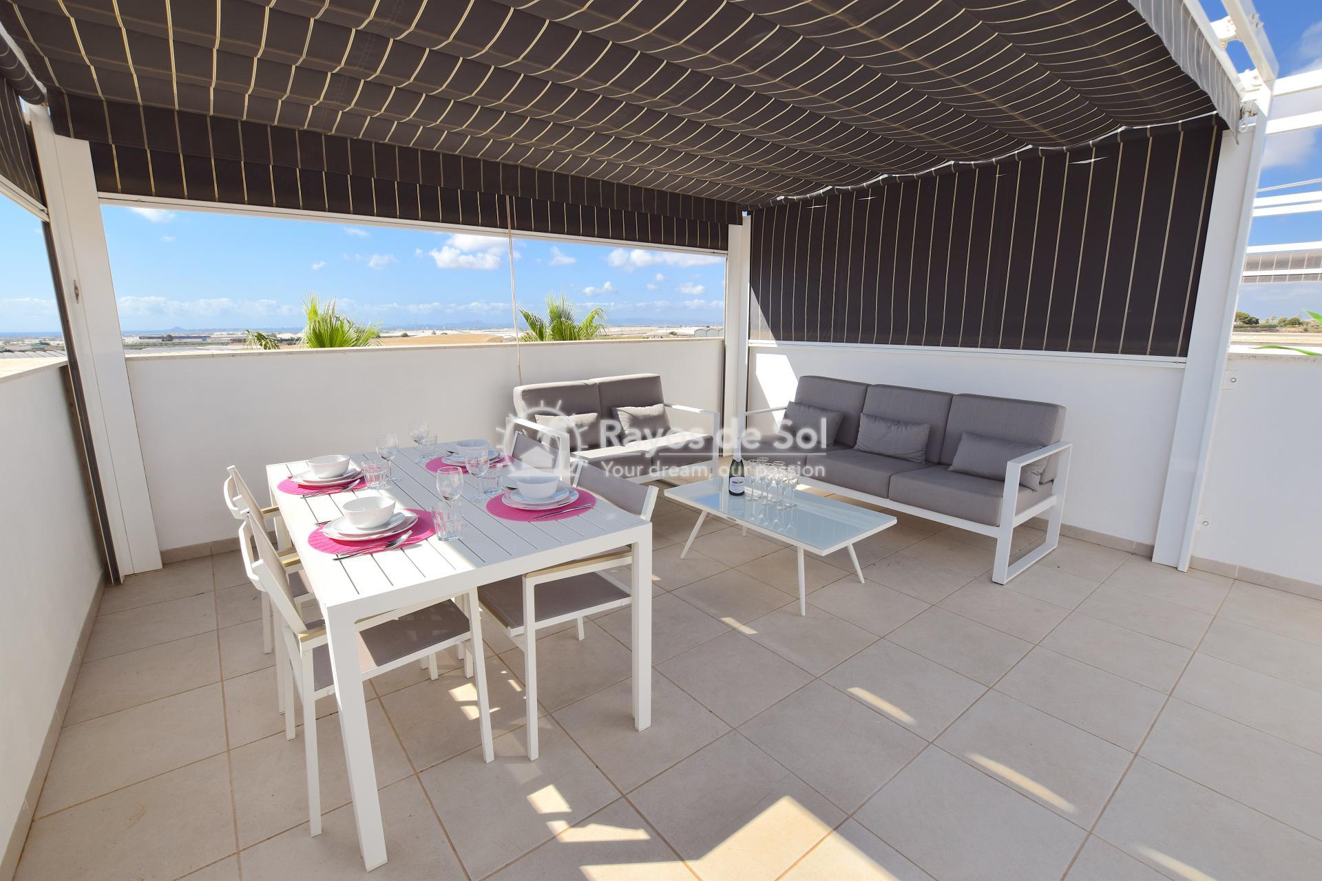 Penthouse  in Lo Romero, Pilar de la Horadada, Costa Blanca (PIRE0001X) - 24