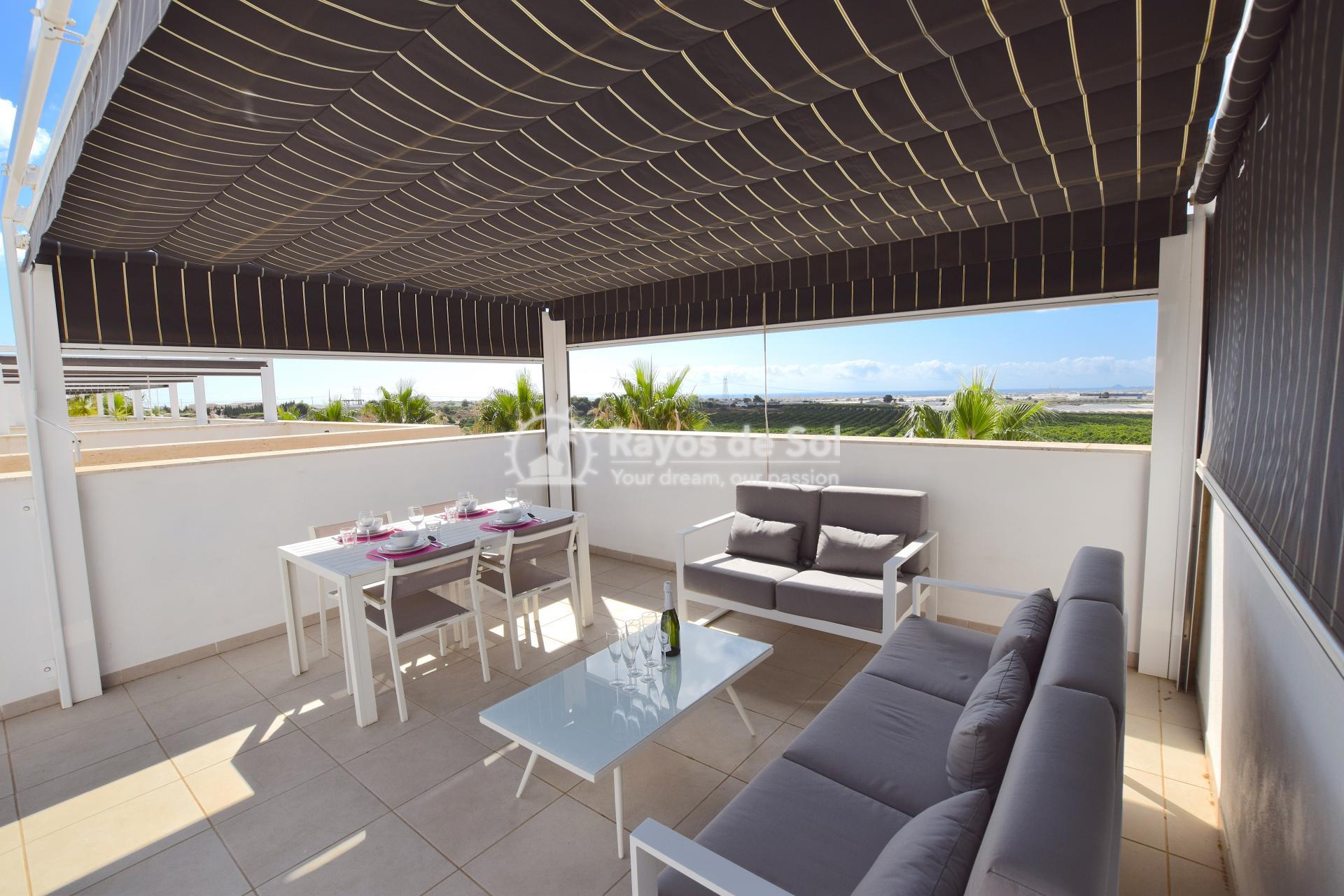 Penthouse  in Lo Romero, Pilar de la Horadada, Costa Blanca (PIRE0001X) - 25