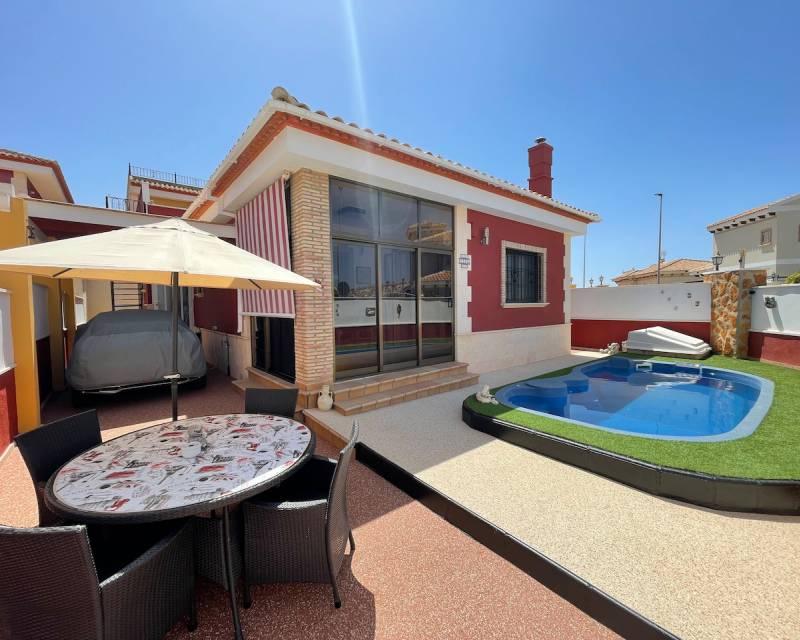 Villa  in Bigastro, Orihuela Costa, Costa Blanca (slp2176) - 1