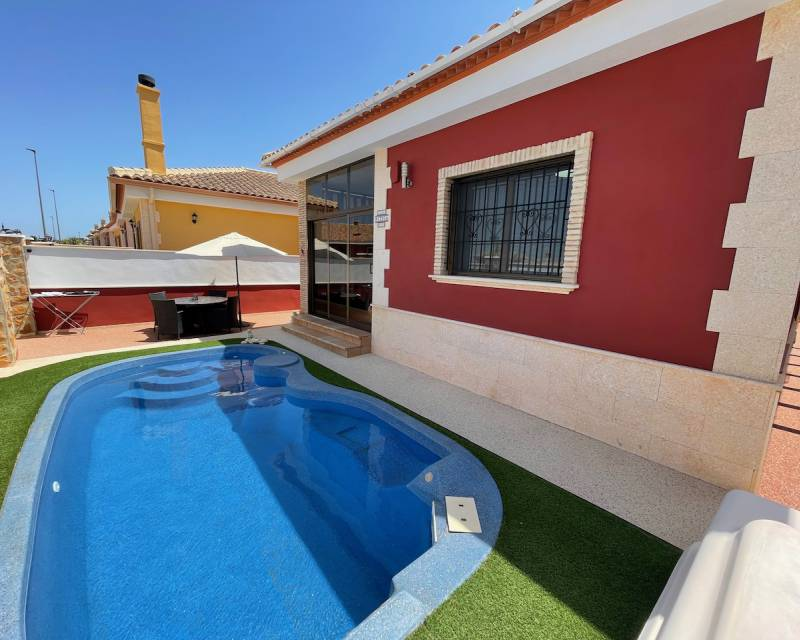 Villa  in Bigastro, Orihuela Costa, Costa Blanca (slp2176) - 14