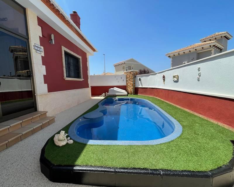 Villa  in Bigastro, Orihuela Costa, Costa Blanca (slp2176) - 15