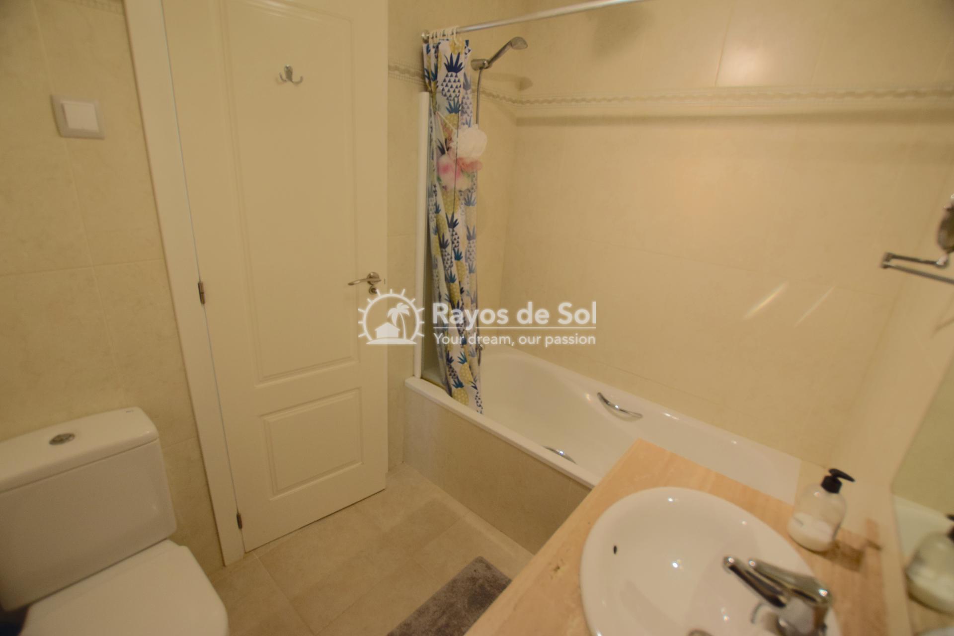 Groundfloor apartment  in San Cayetano, Costa Cálida (SCRE0048X) - 12