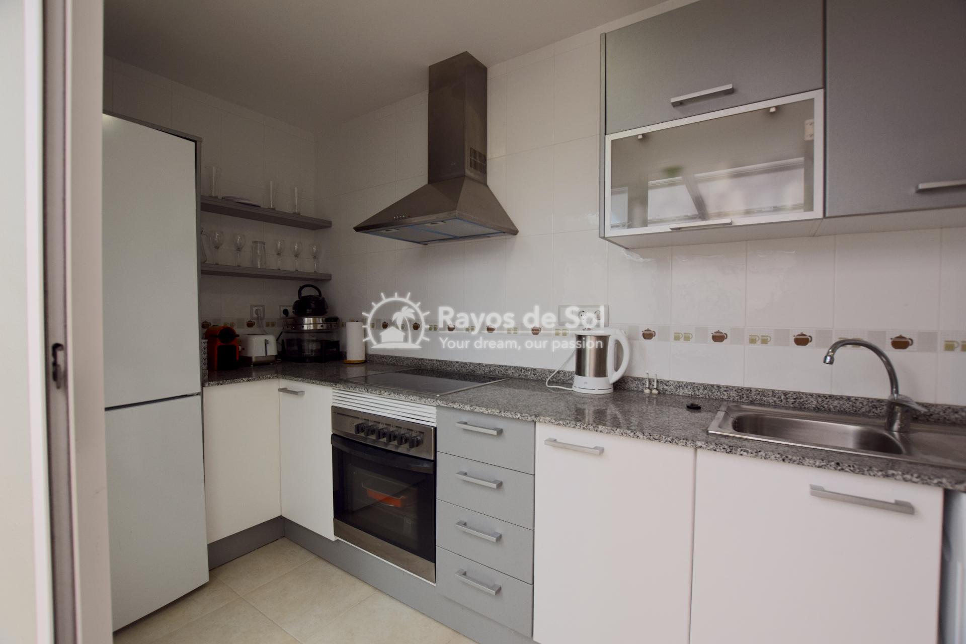 Groundfloor apartment  in San Cayetano, Costa Cálida (SCRE0048X) - 6