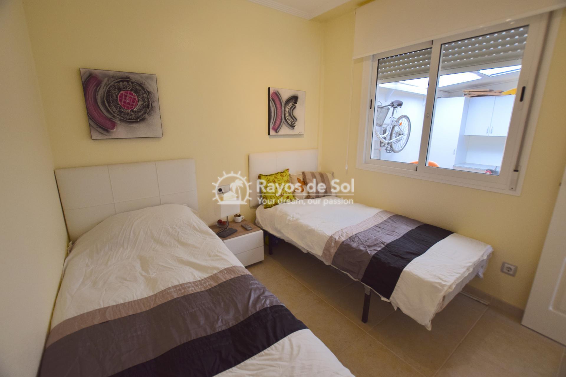 Groundfloor apartment  in San Cayetano, Costa Cálida (SCRE0048X) - 14