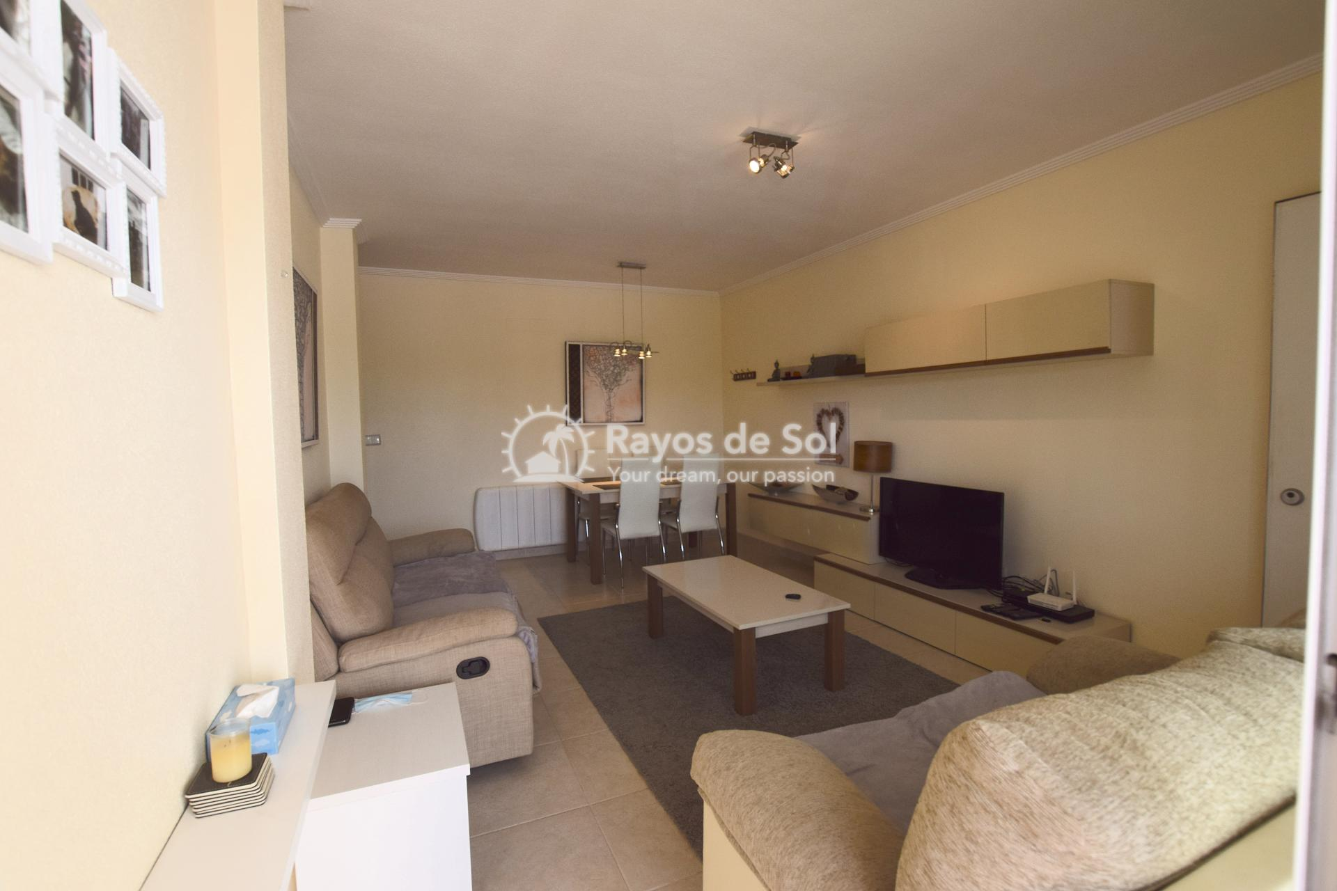 Groundfloor apartment  in San Cayetano, Costa Cálida (SCRE0048X) - 3