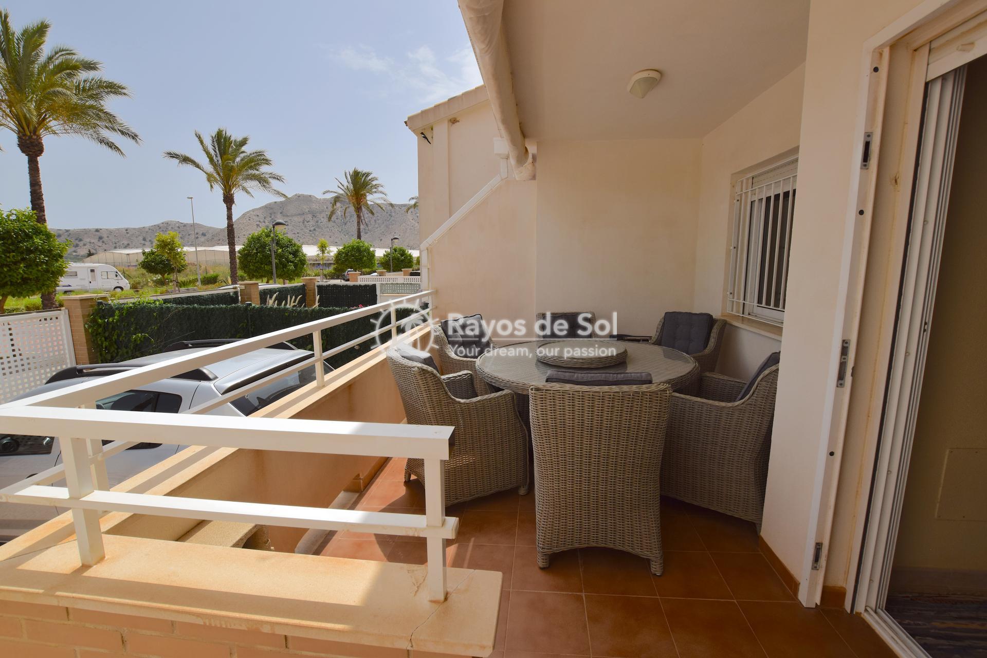 Groundfloor apartment  in San Cayetano, Costa Cálida (SCRE0048X) - 16
