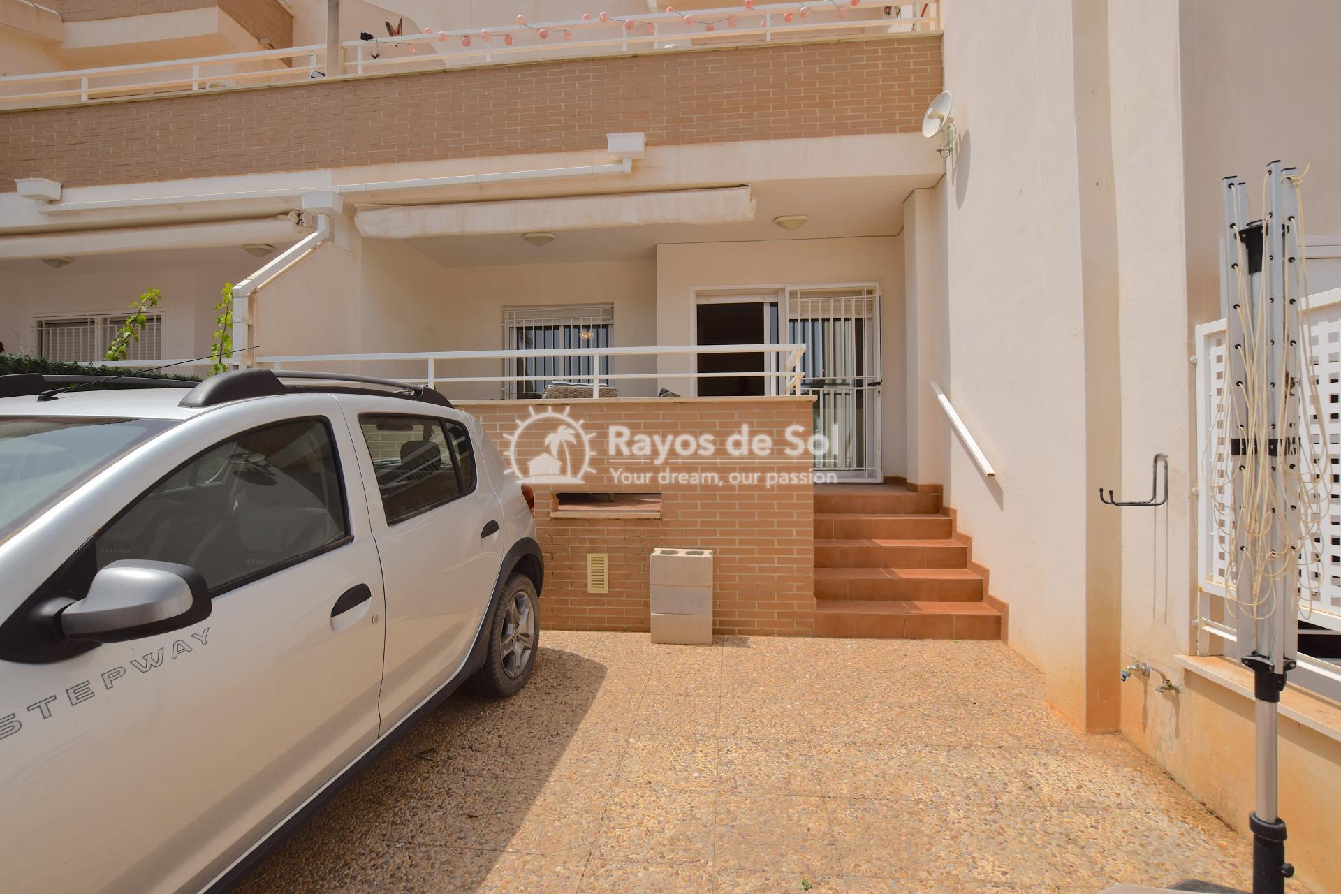 Groundfloor apartment  in San Cayetano, Costa Cálida (SCRE0048X) - 19