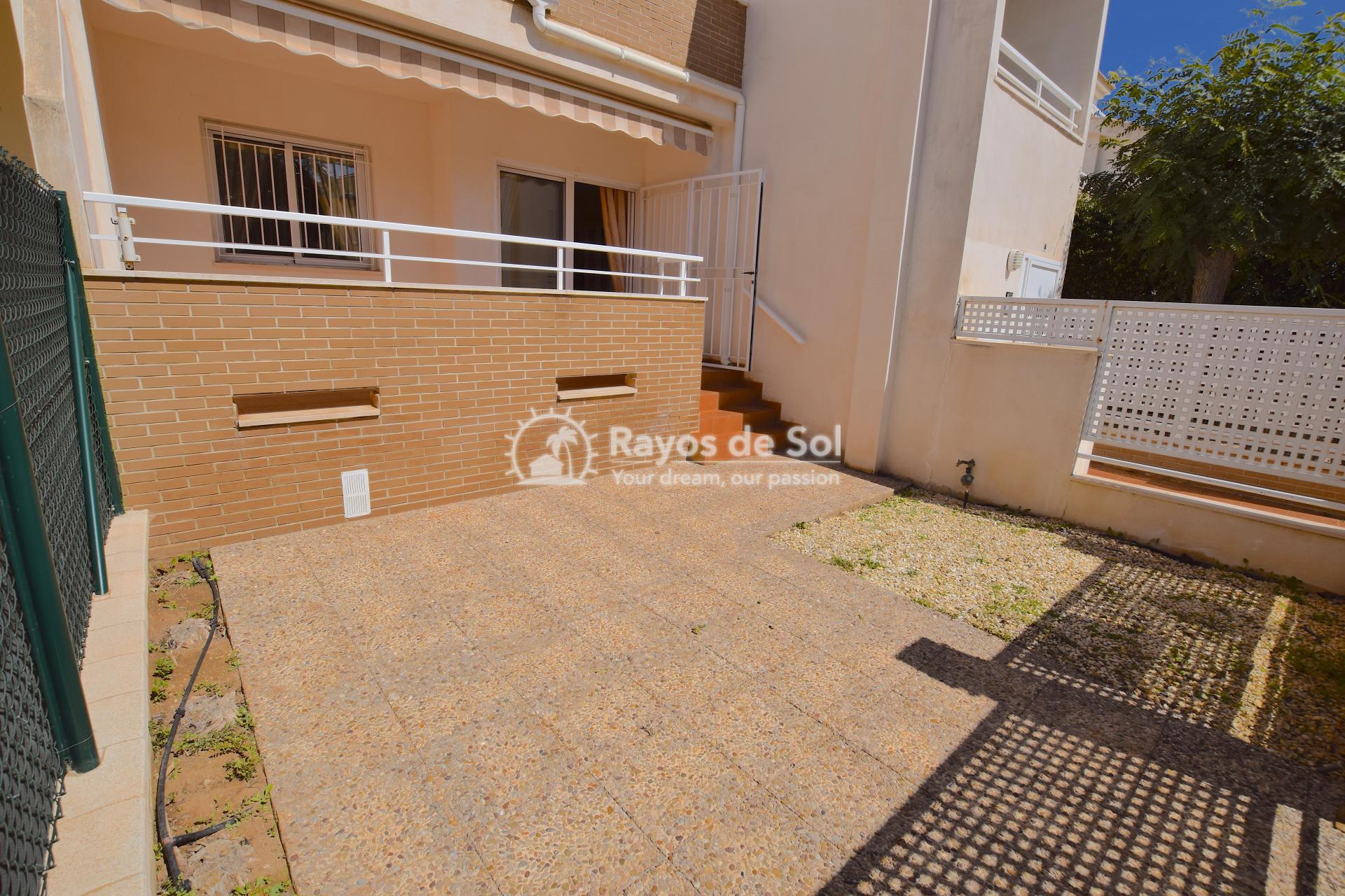 Groundfloor apartment  in San Cayetano, Costa Cálida (SCRE0048X) - 21