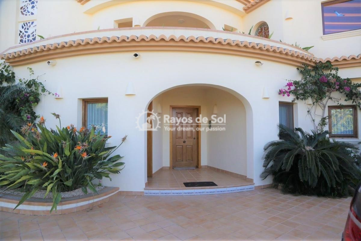 Villa  in Calpe, Costa Blanca North (3128) - 5