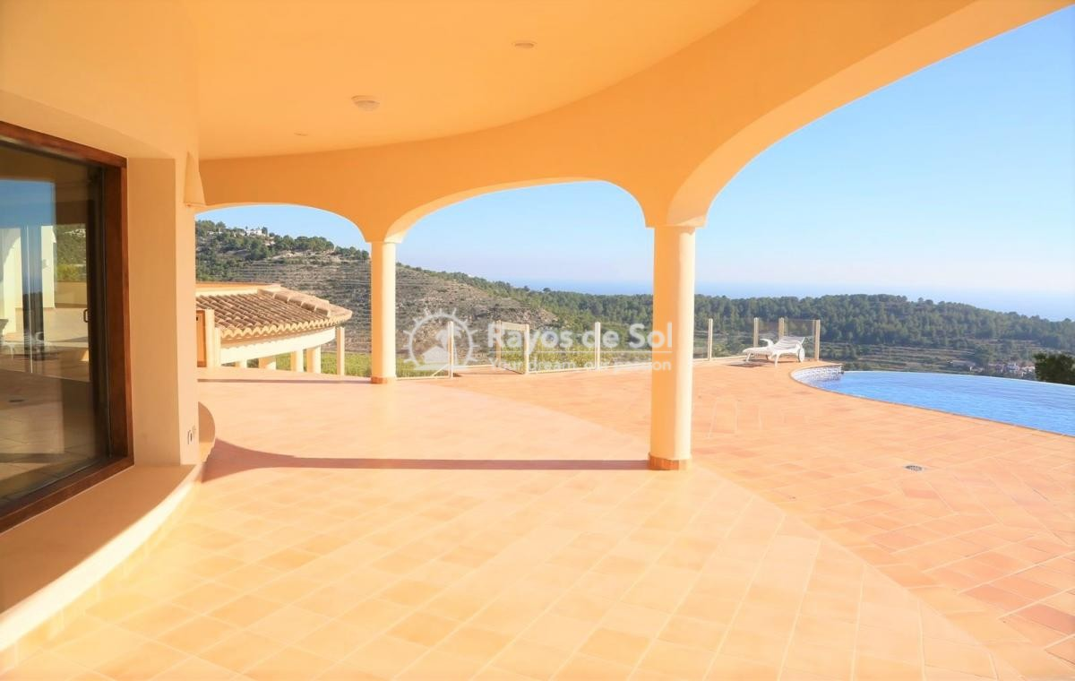 Villa  in Calpe, Costa Blanca North (3128) - 3