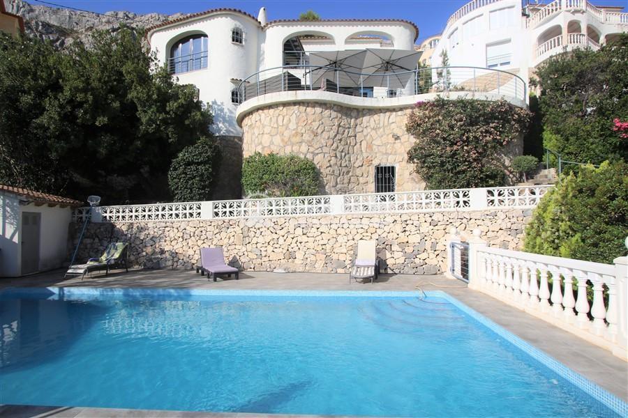 Villa  in Calpe, Costa Blanca North (3131) - 1