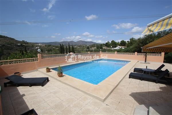 Villa  in Calpe, Costa Blanca North (3142) - 2