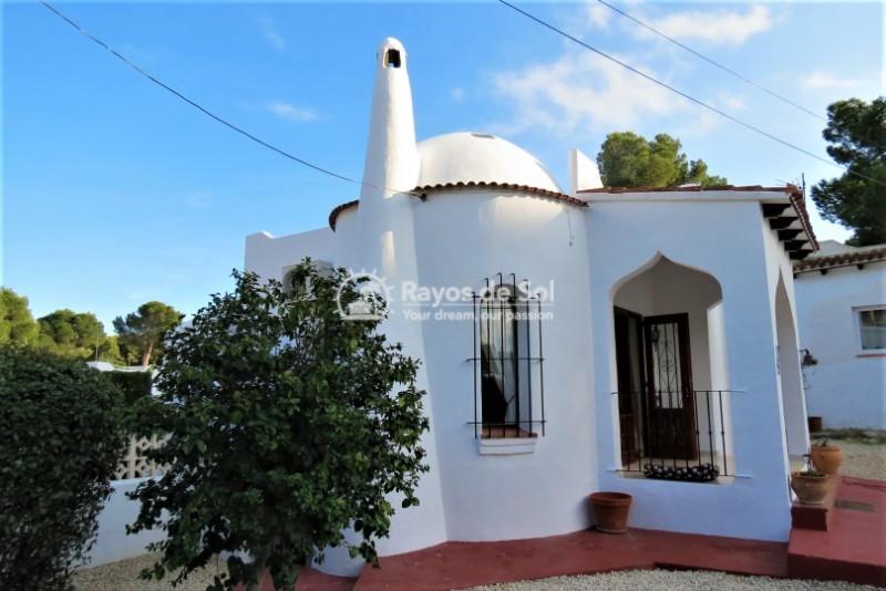 Villa  in Moraira, Costa Blanca (cbde1417) - 2