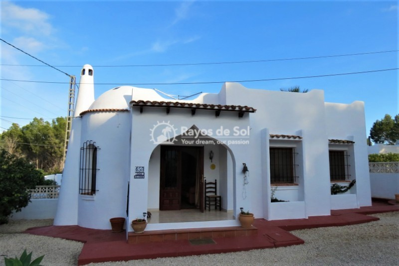 Villa  in Moraira, Costa Blanca (cbde1417) - 1
