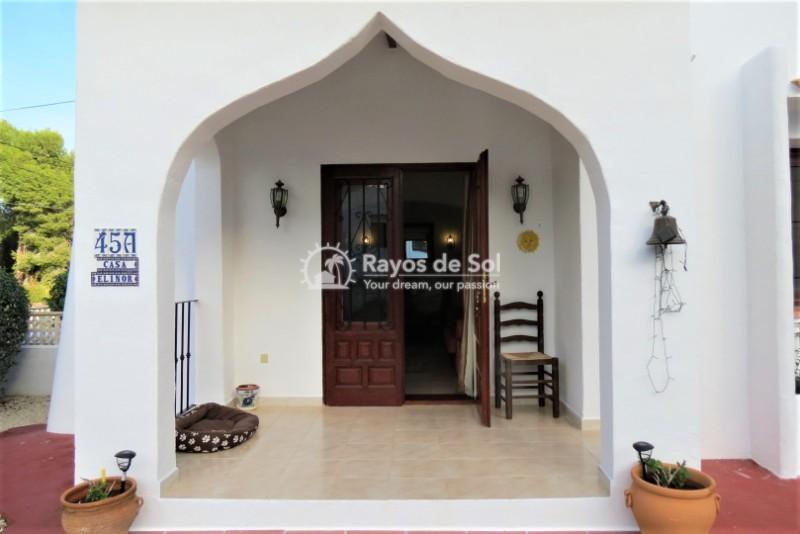 Villa  in Moraira, Costa Blanca (cbde1417) - 4