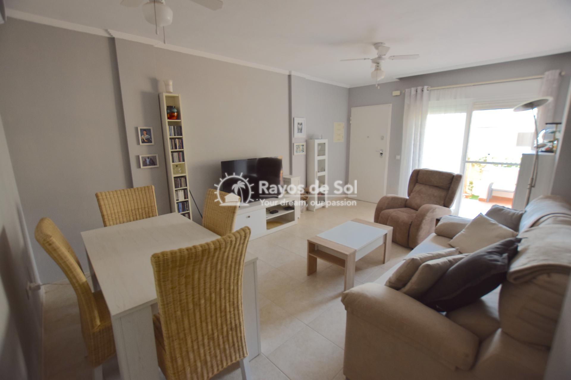 Appartement met zuidwest oriëntatie  in San Cayetano, Costa Cálida (SCRE0055) - 4