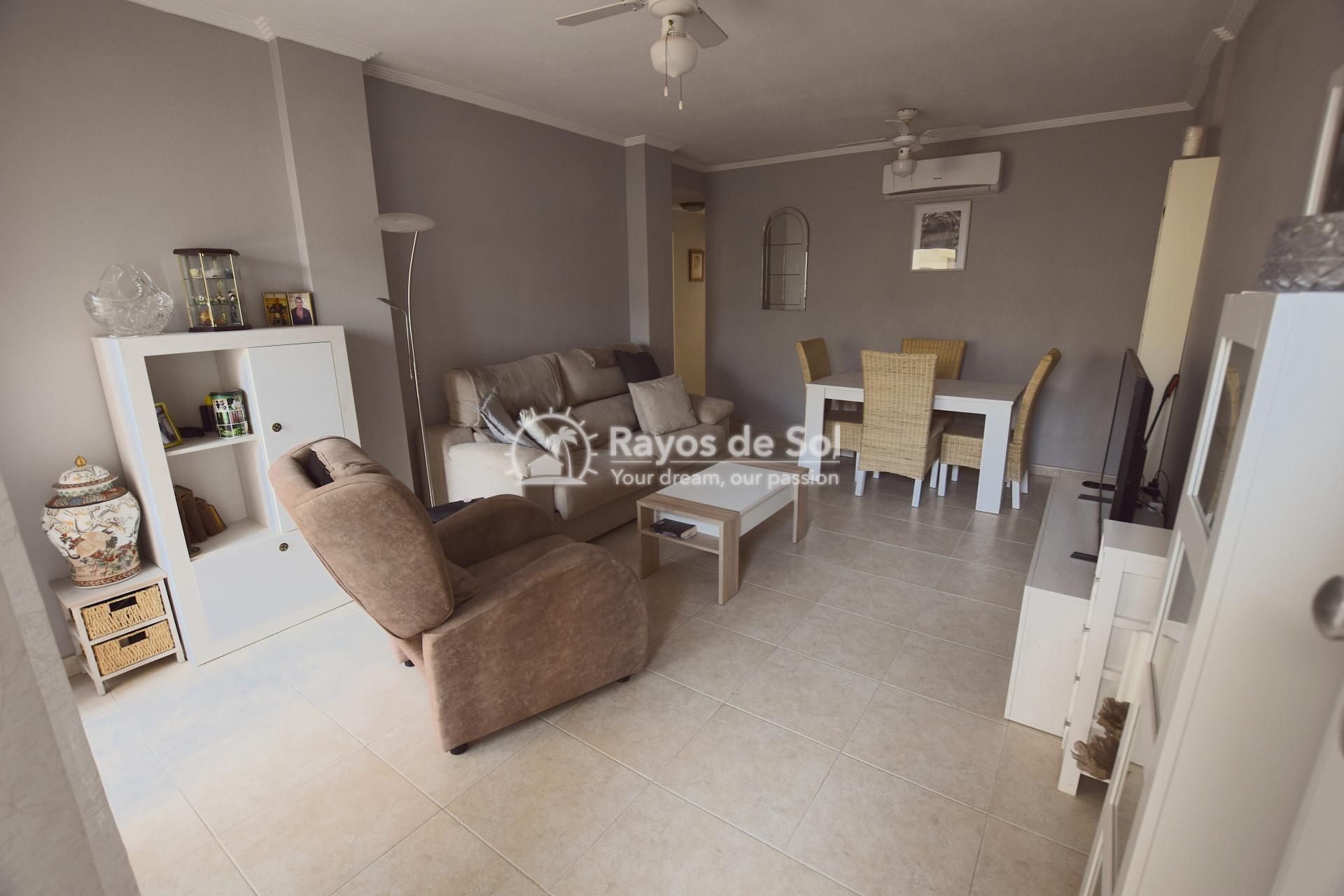 Appartement met zuidwest oriëntatie  in San Cayetano, Costa Cálida (SCRE0055) - 2
