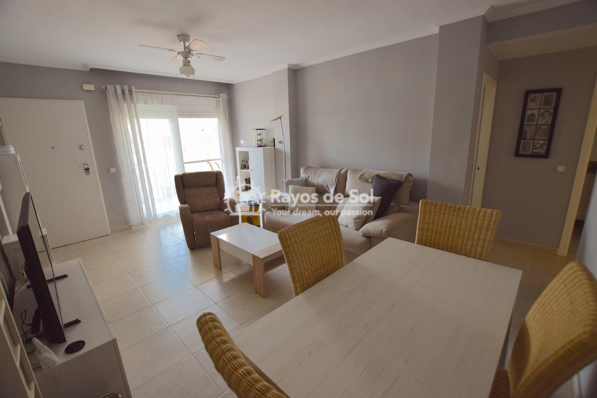 Appartement met zuidwest oriëntatie  in San Cayetano, Costa Cálida (SCRE0055) - 3