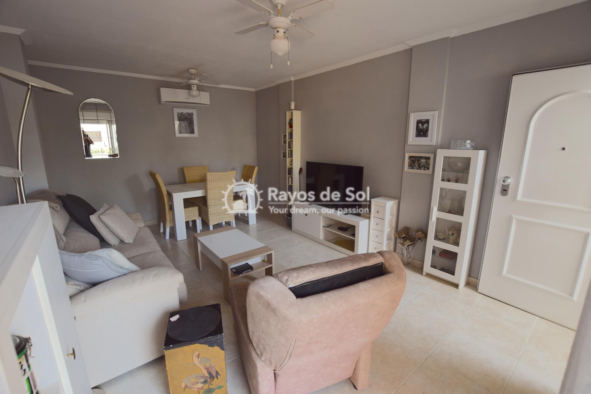 Appartement met zuidwest oriëntatie  in San Cayetano, Costa Cálida (SCRE0055) - 5