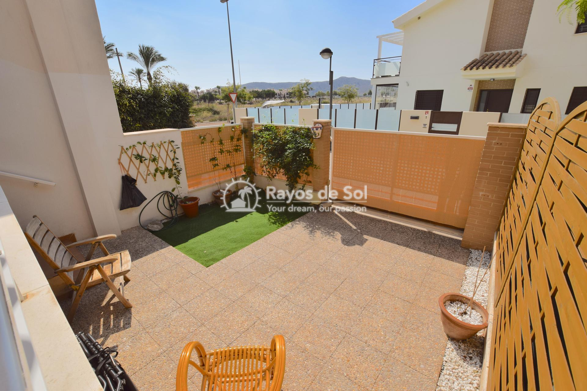 Appartement met zuidwest oriëntatie  in San Cayetano, Costa Cálida (SCRE0055) - 22