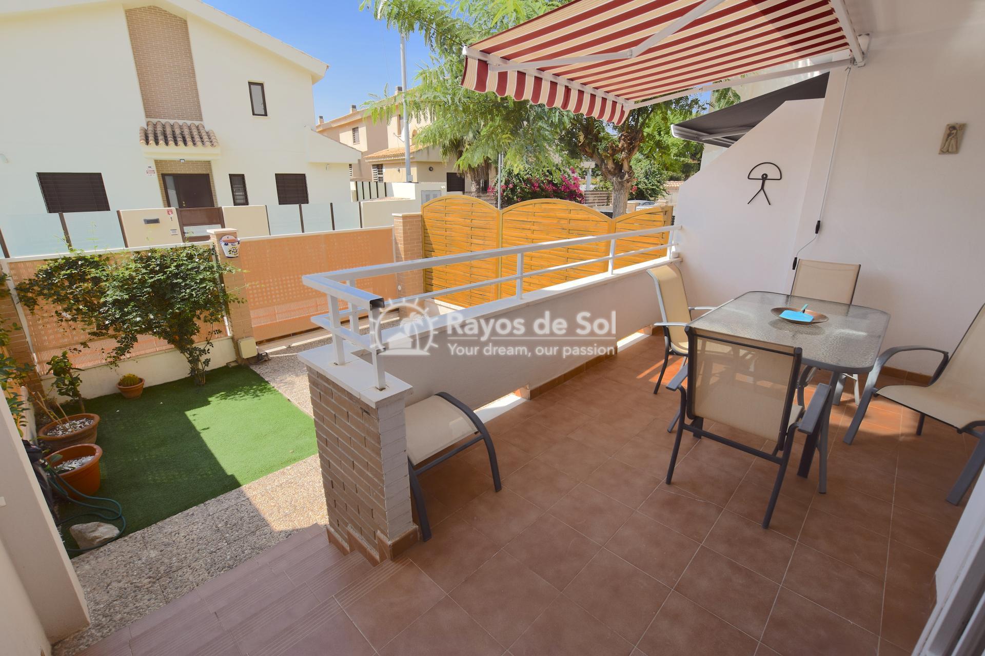 Appartement met zuidwest oriëntatie  in San Cayetano, Costa Cálida (SCRE0055) - 19