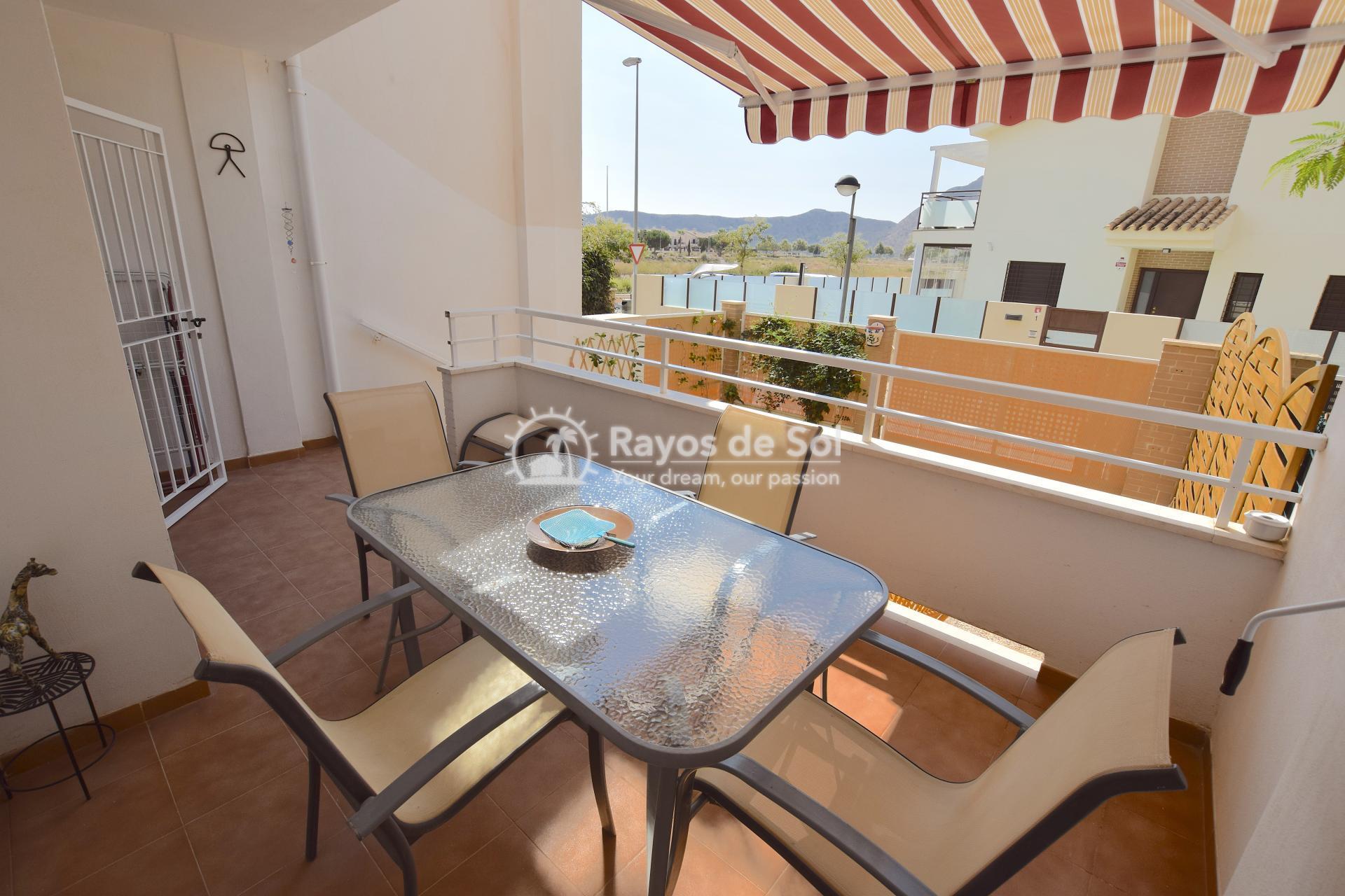 Appartement met zuidwest oriëntatie  in San Cayetano, Costa Cálida (SCRE0055) - 21