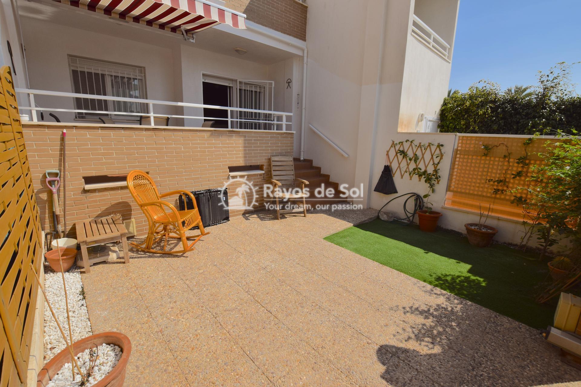 Appartement met zuidwest oriëntatie  in San Cayetano, Costa Cálida (SCRE0055) - 24