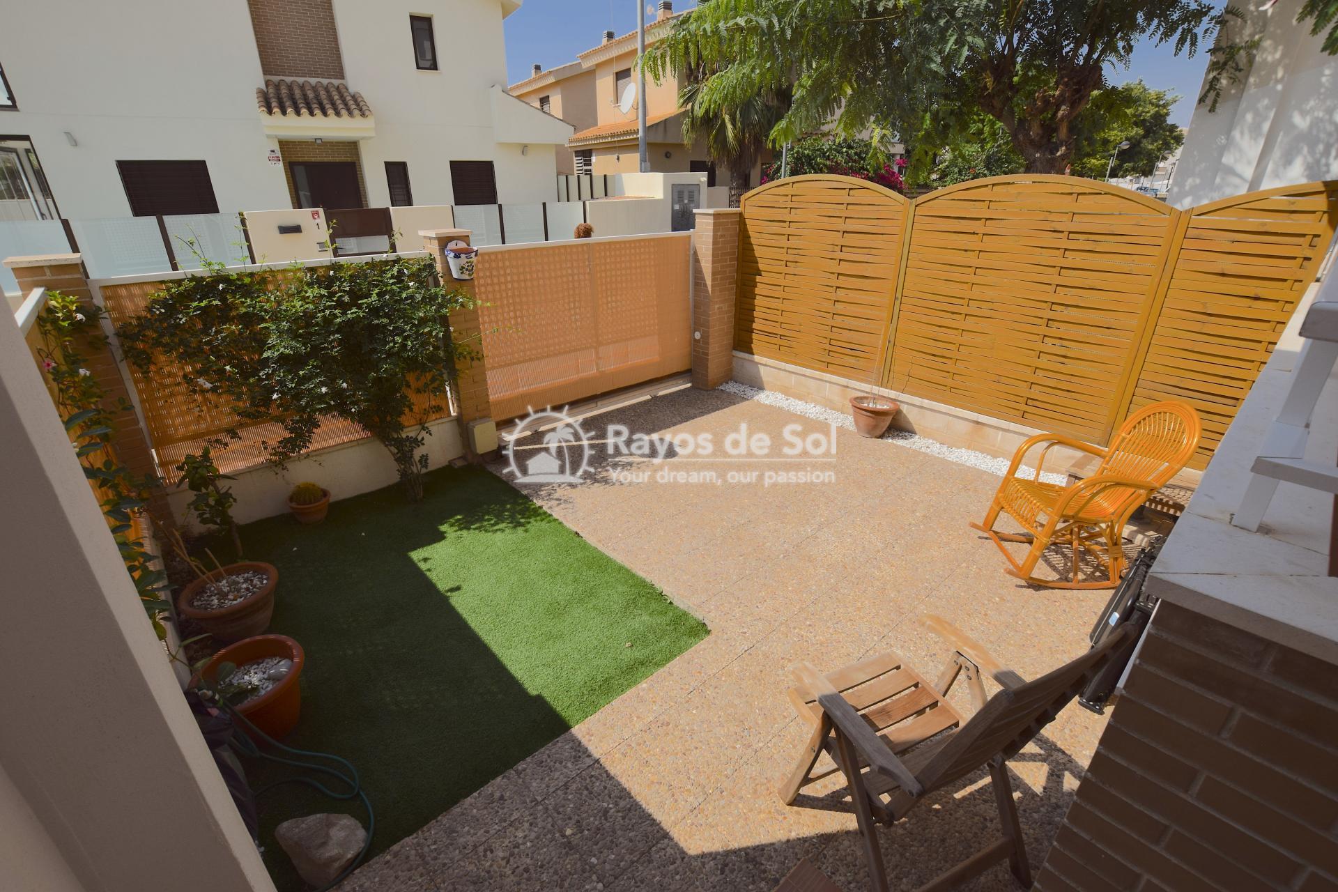 Appartement met zuidwest oriëntatie  in San Cayetano, Costa Cálida (SCRE0055) - 23