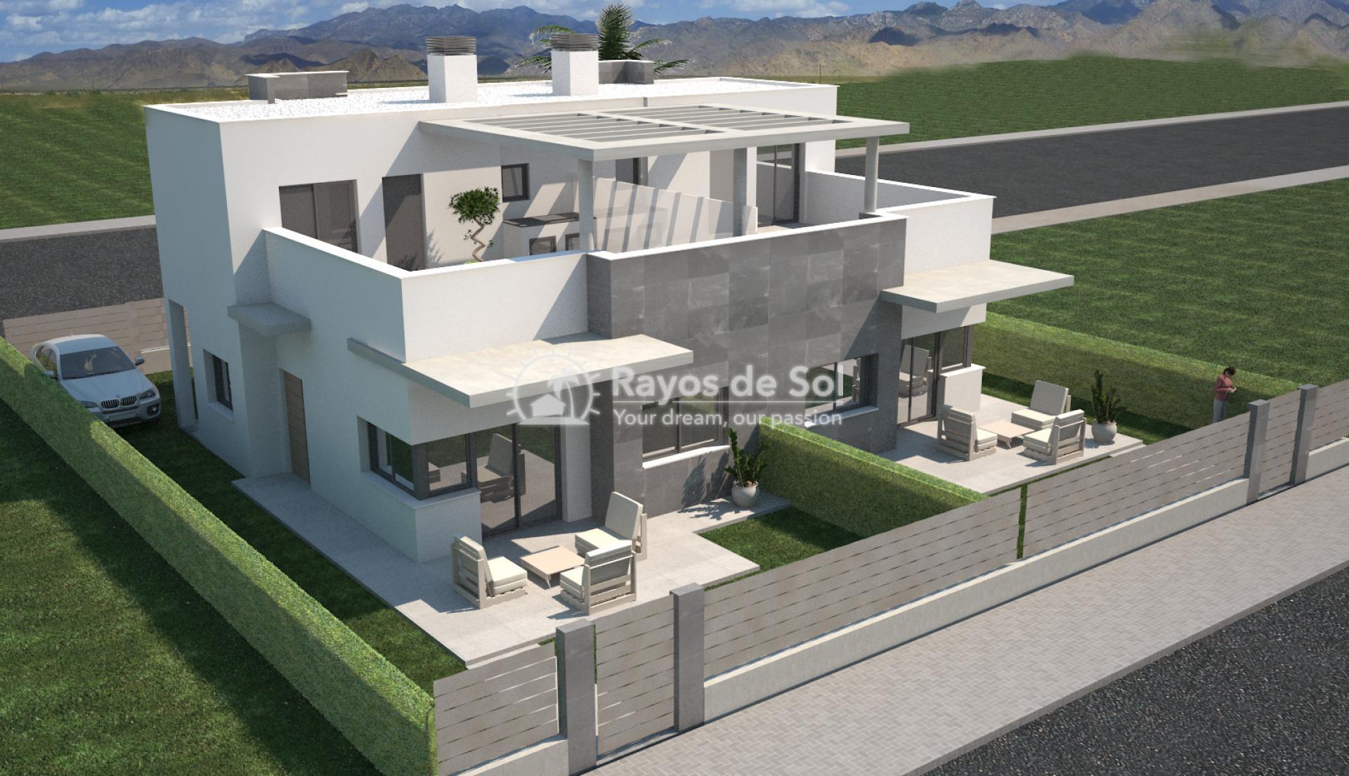 Semi-detached villa  in Lorca, Costa Cálida (LOAMHSJS) - 1