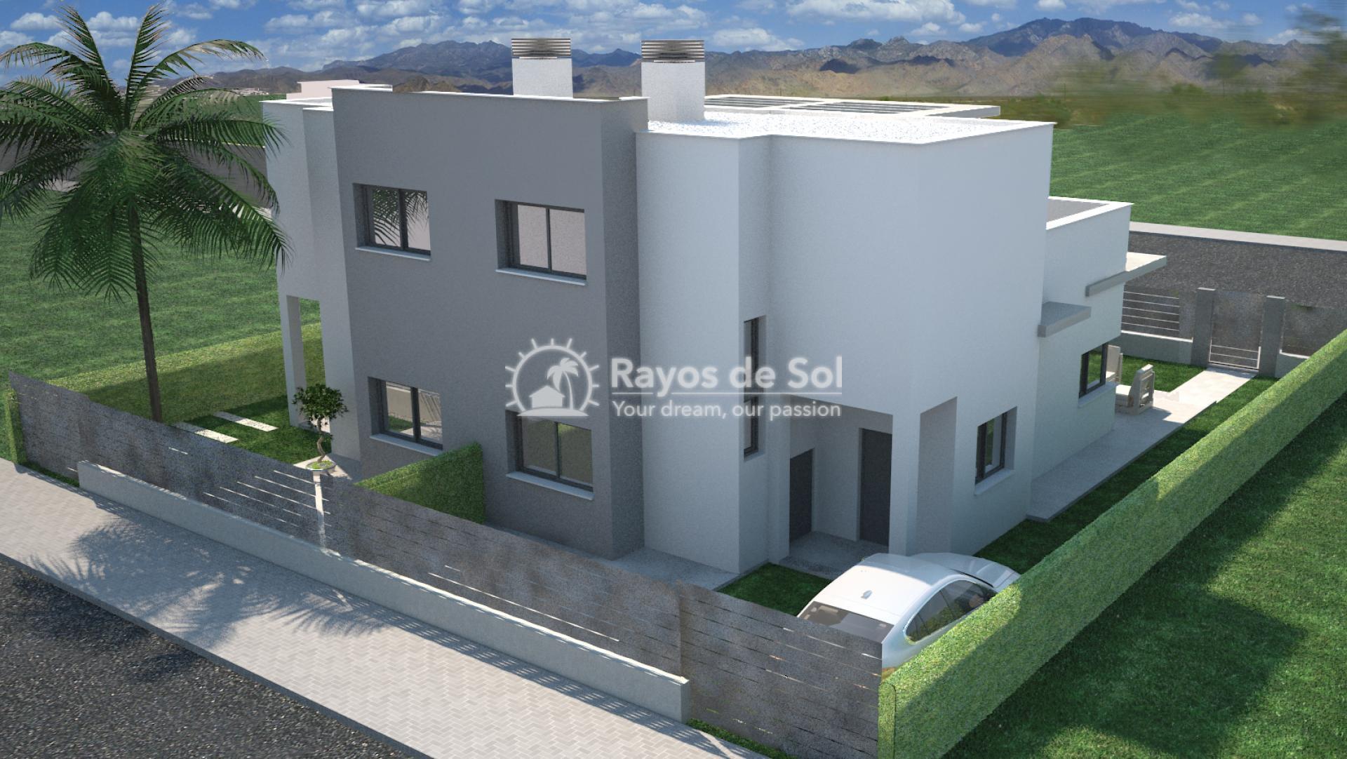 Semi-detached villa  in Lorca, Costa Cálida (LOAMHSJS) - 2