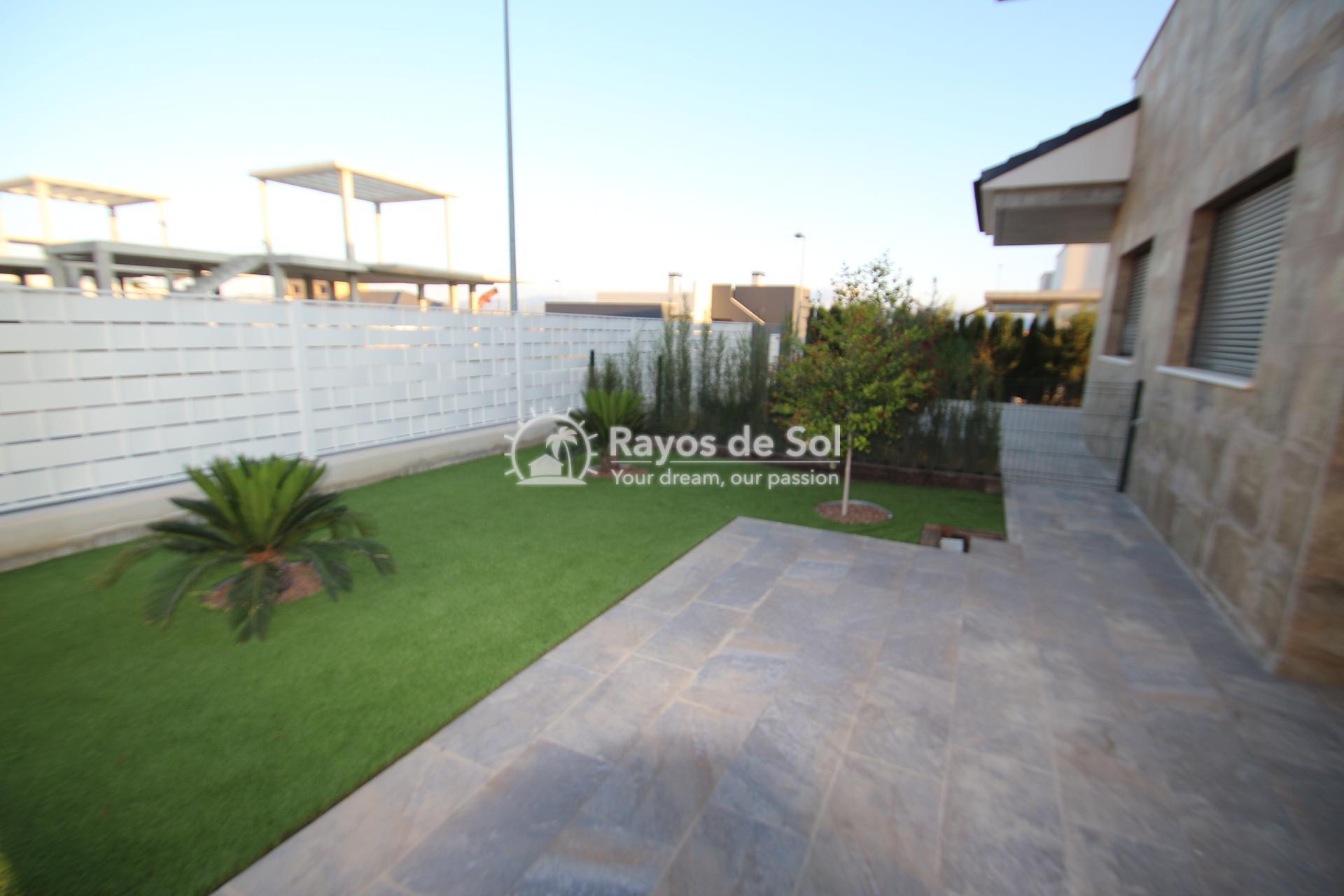 Semi-detached villa  in Lorca, Costa Cálida (LOAMHSJS) - 4