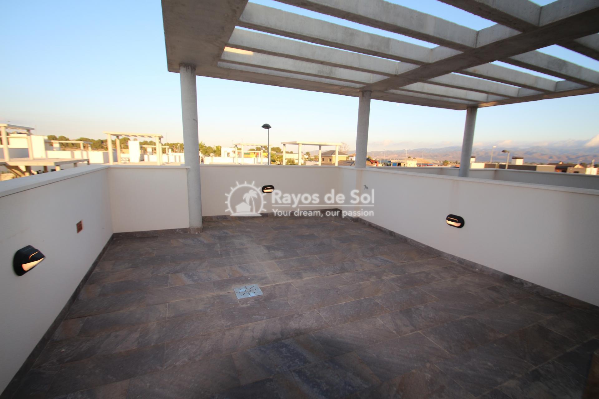 Semi-detached villa  in Lorca, Costa Cálida (LOAMHSJS) - 23