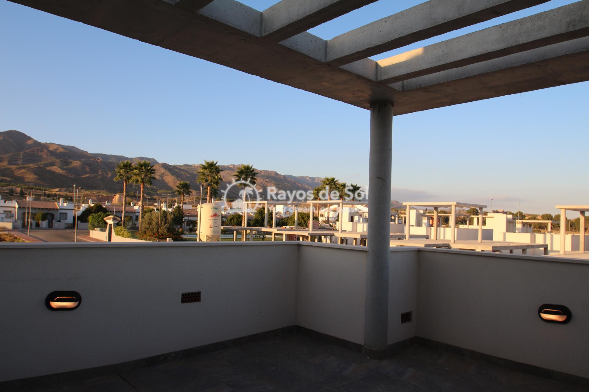 Semi-detached villa  in Lorca, Costa Cálida (LOAMHSJS) - 24