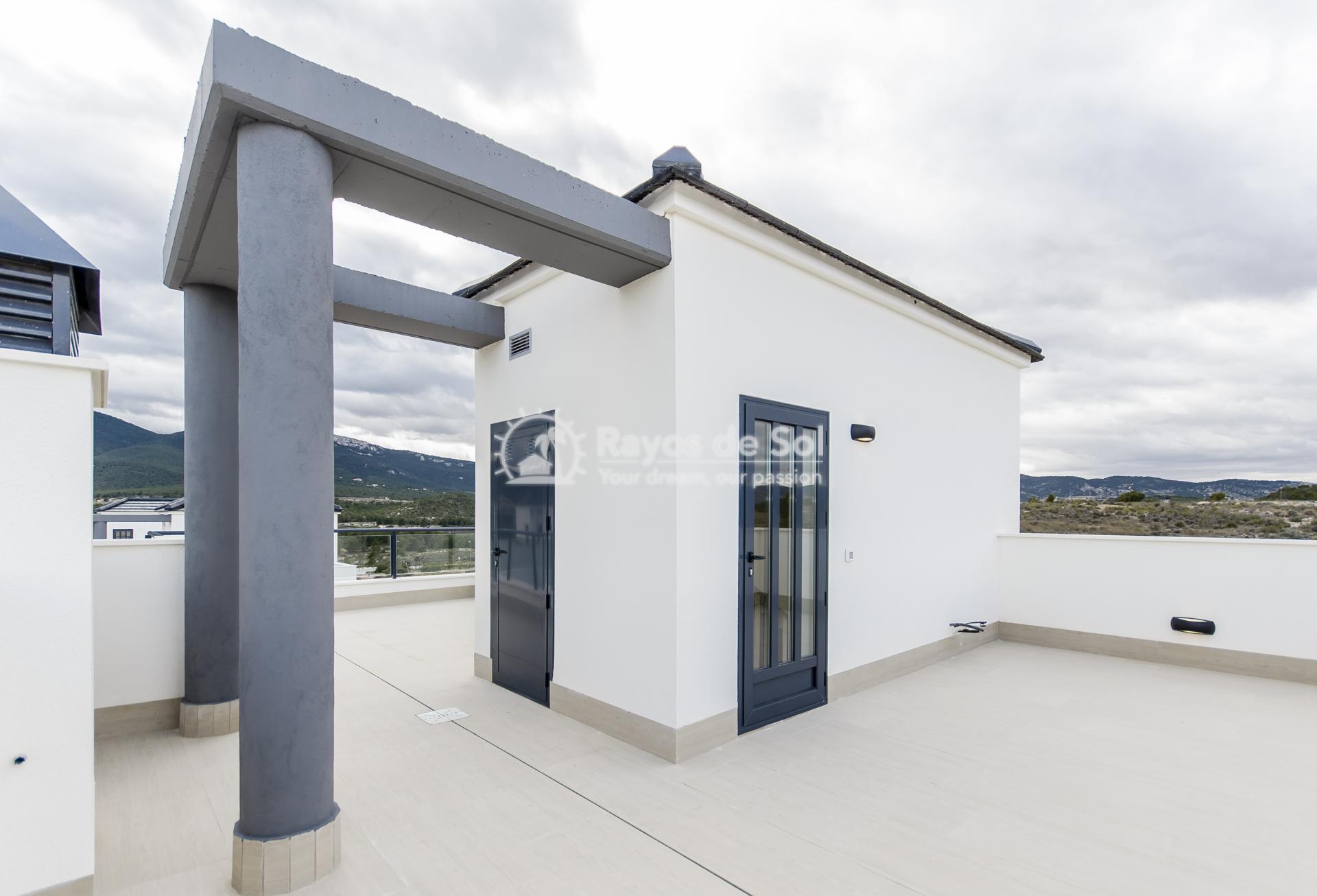 Villa  in Castalla, Costa Blanca (CASAMCA4L) - 55