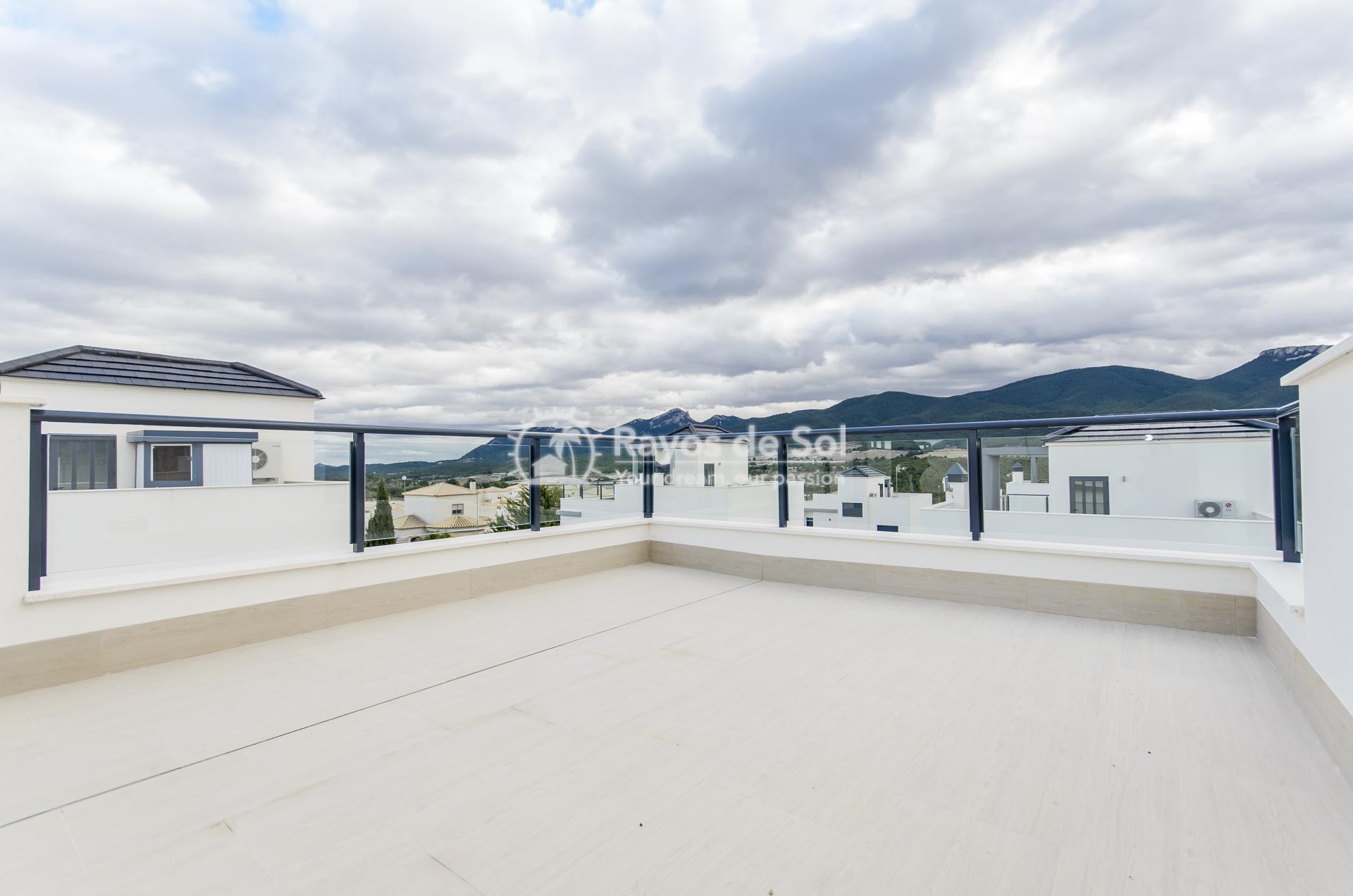 Villa  in Castalla, Costa Blanca (CASAMCA4L) - 60