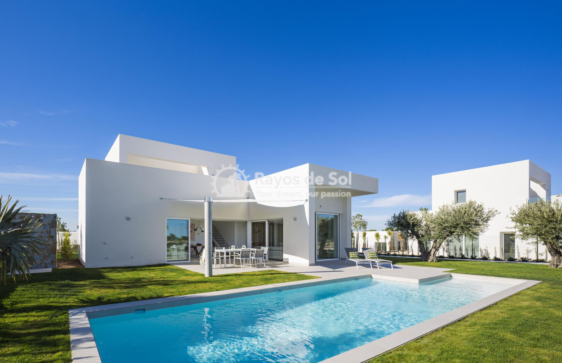 Modern villa  in Las Colinas, Orihuela Costa, Costa Blanca (LCMAALC3-3) - 1