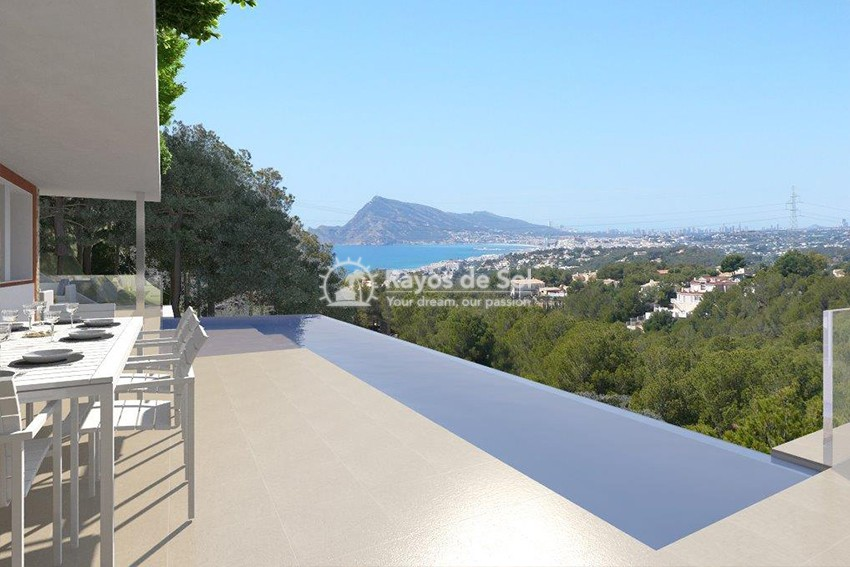 Villa  in Altea, Costa Blanca (ALMAGU) - 5