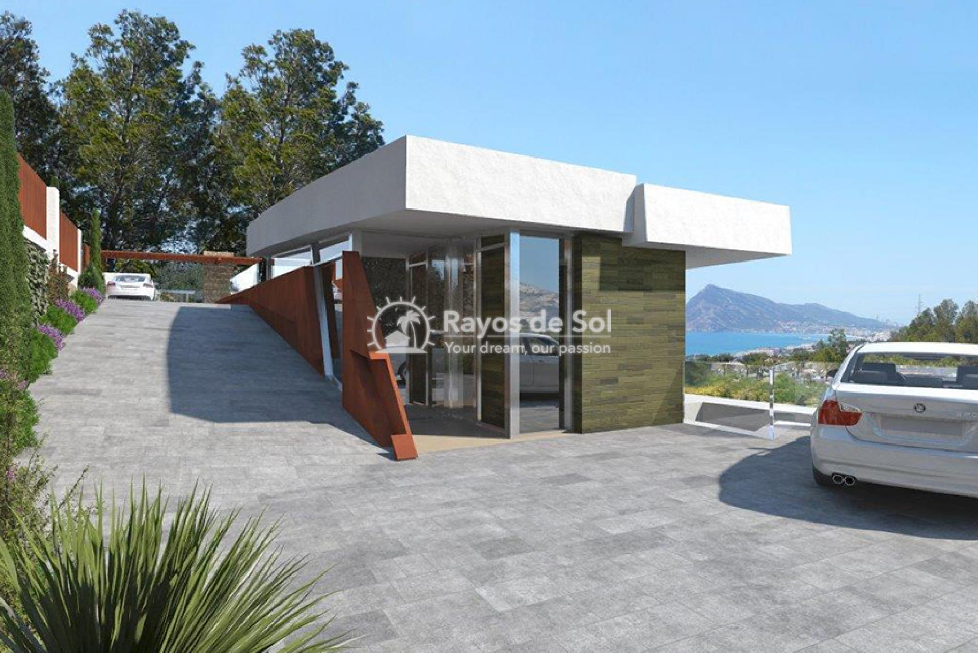 Villa  in Altea, Costa Blanca (ALMAGU) - 7