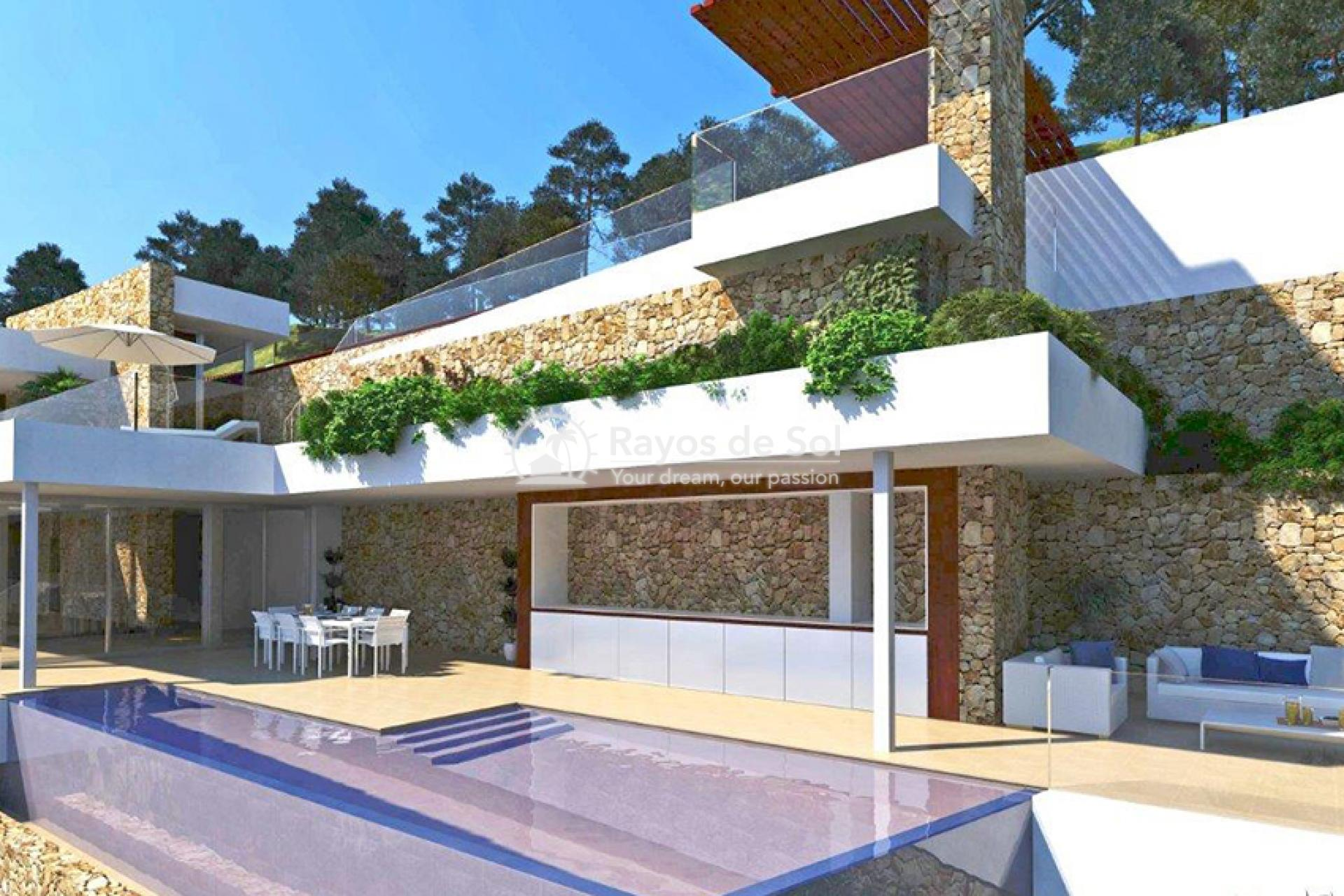 Villa  in Altea, Costa Blanca (ALMAGU) - 4