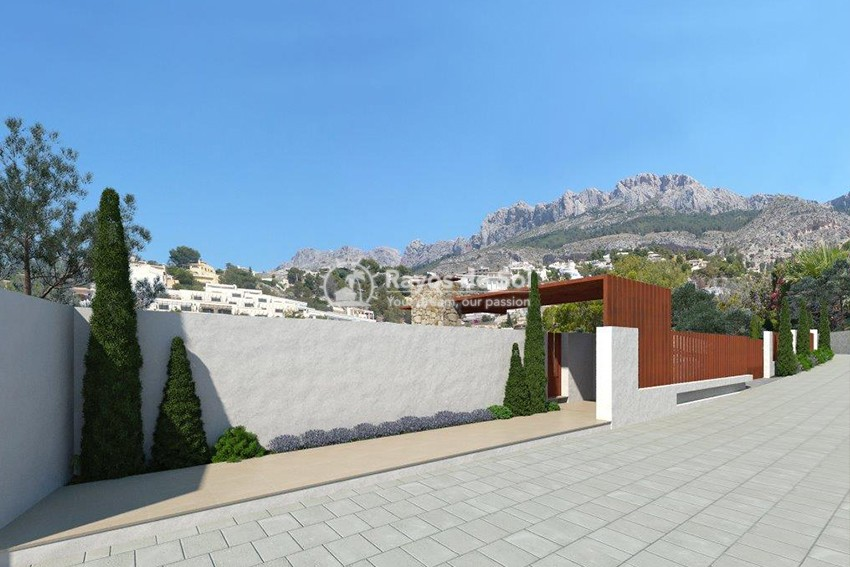 Villa  in Altea, Costa Blanca (ALMAGU) - 9